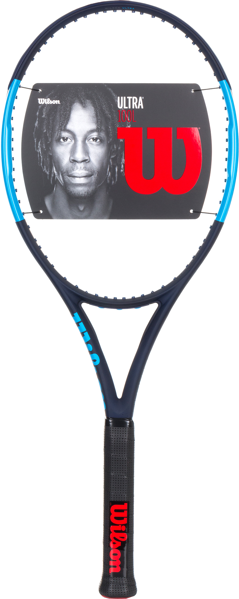 Wilson Ракетка для большого тенниса Wilson Ultra 100L сетки для тенниса большого