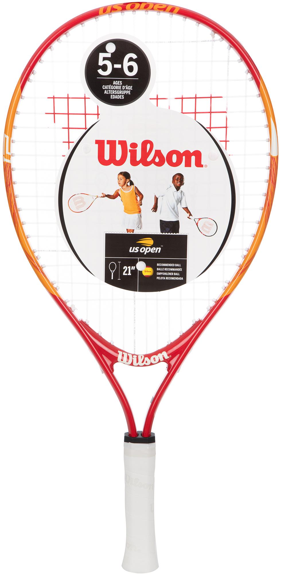 Wilson Ракетка для большого тенниса детская US OPEN 21