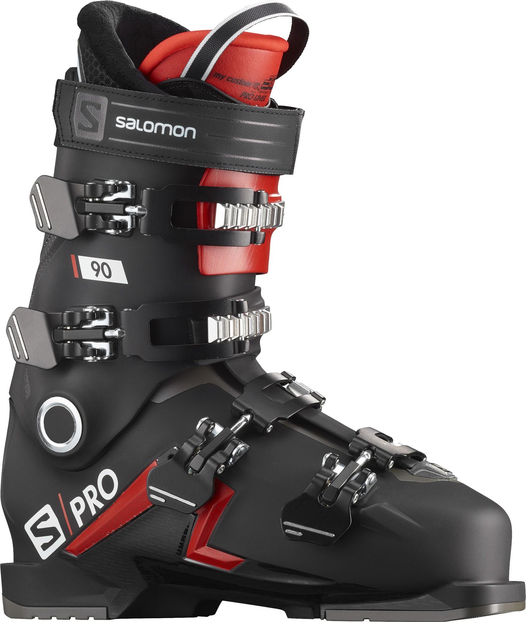 цена Salomon Ботинки горнолыжные Salomon S/PRO 90, размер 30 см онлайн в 2017 году