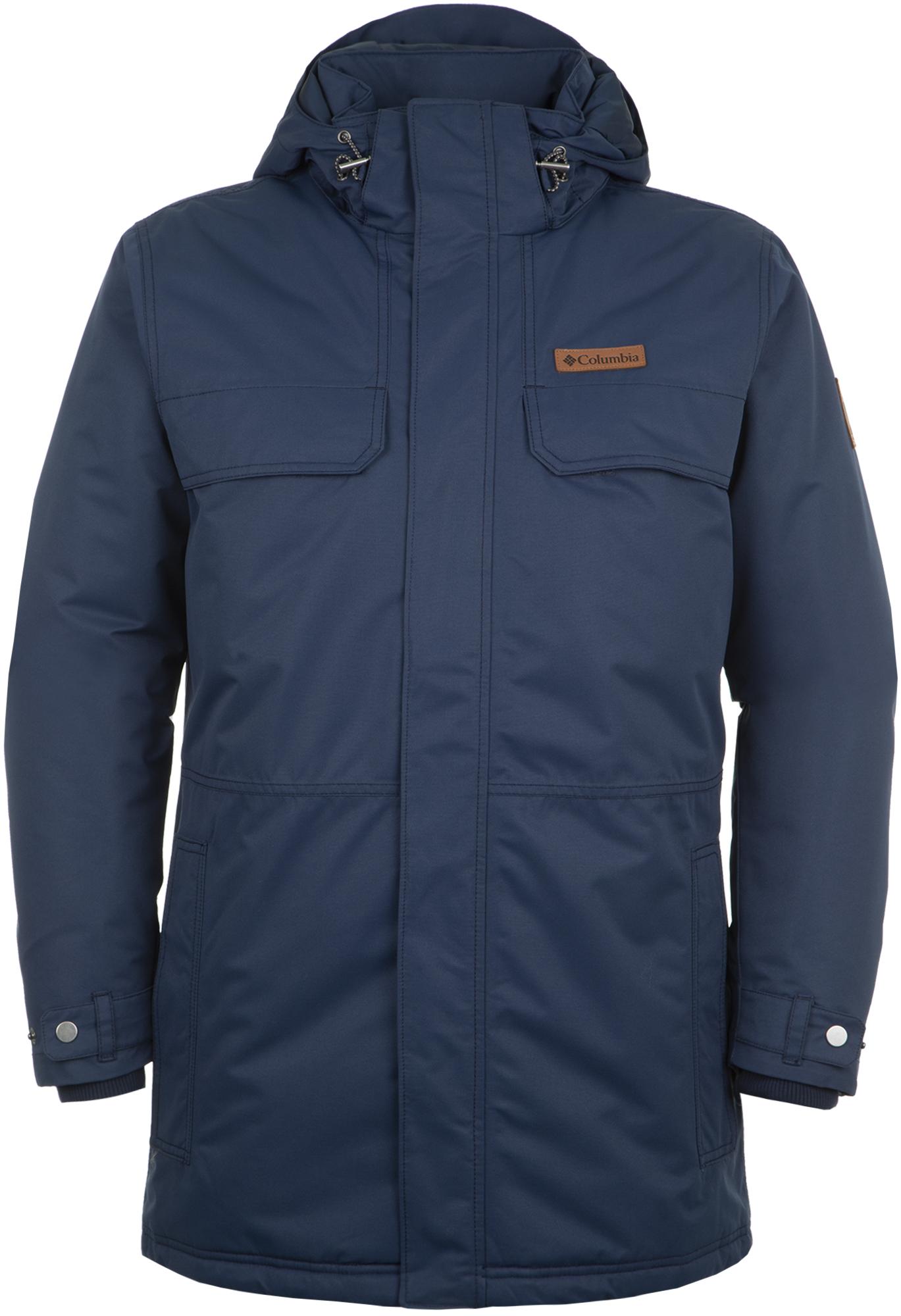 Columbia Куртка утепленная мужская Columbia Rugged Path, размер 56-58 цена и фото