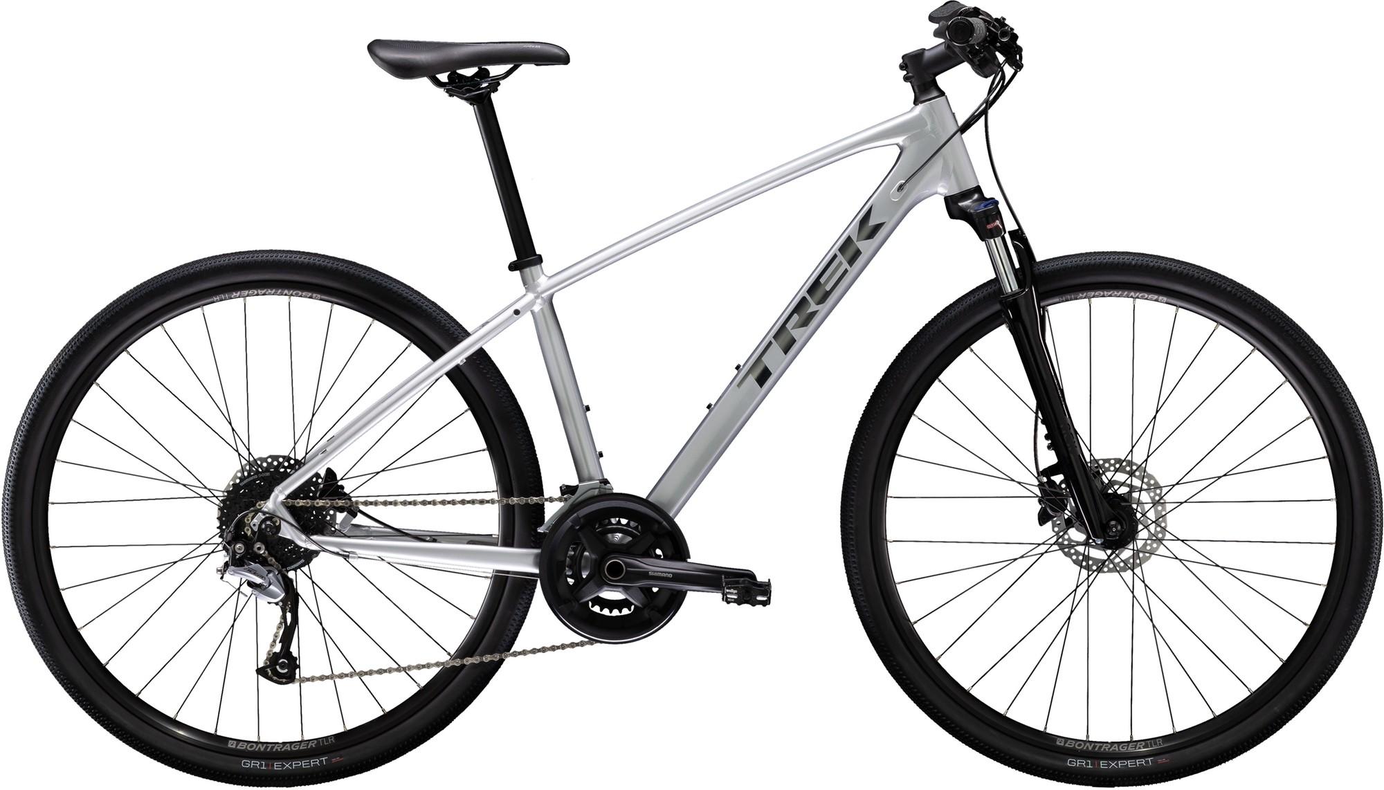 Trek Велосипед городской Trek Dual Sport 3 700C цена