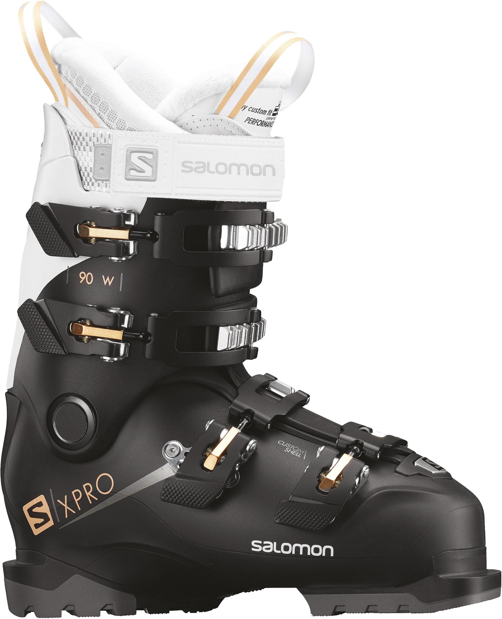 цена Salomon Ботинки горнолыжные женские Salomon X PRO 90, размер 39,5 онлайн в 2017 году