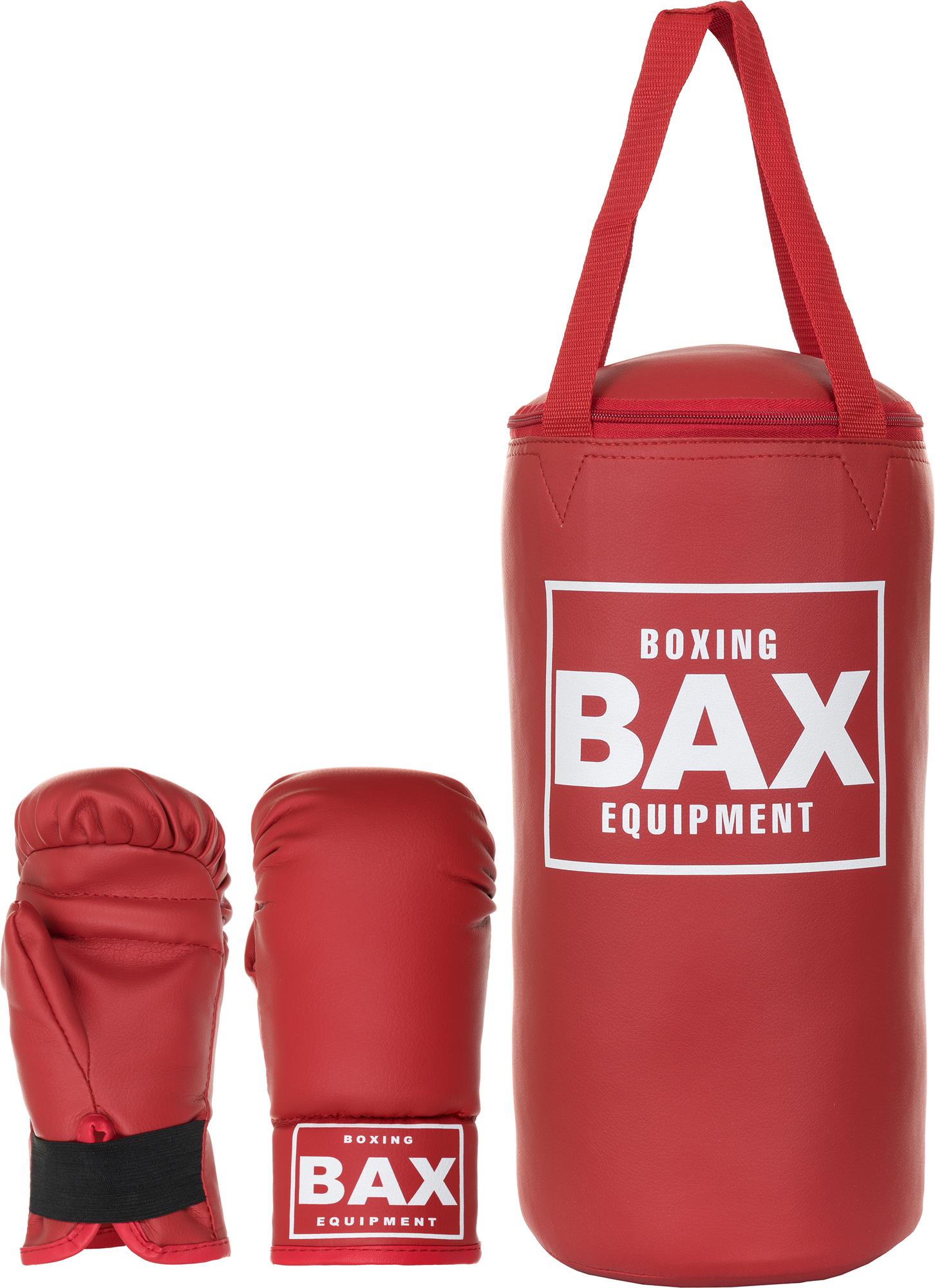 Bax Набор боксерский детский Bax, 5 кг мешок боксерский atemi ps 10003 без набивки