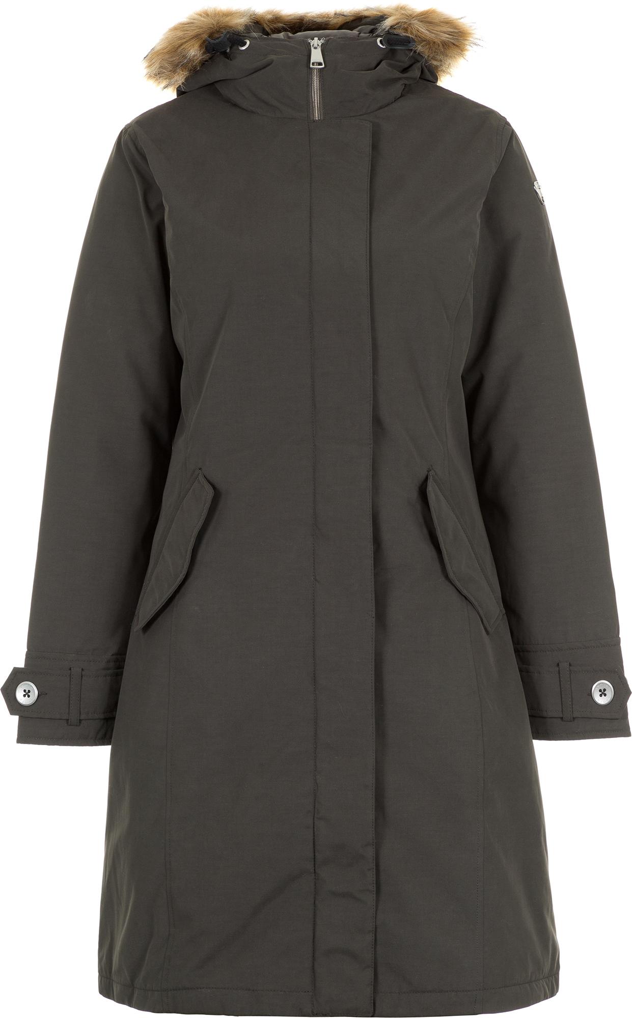 Luhta Пальто утепленное женское Luhta Paulo, размер 54 цены онлайн