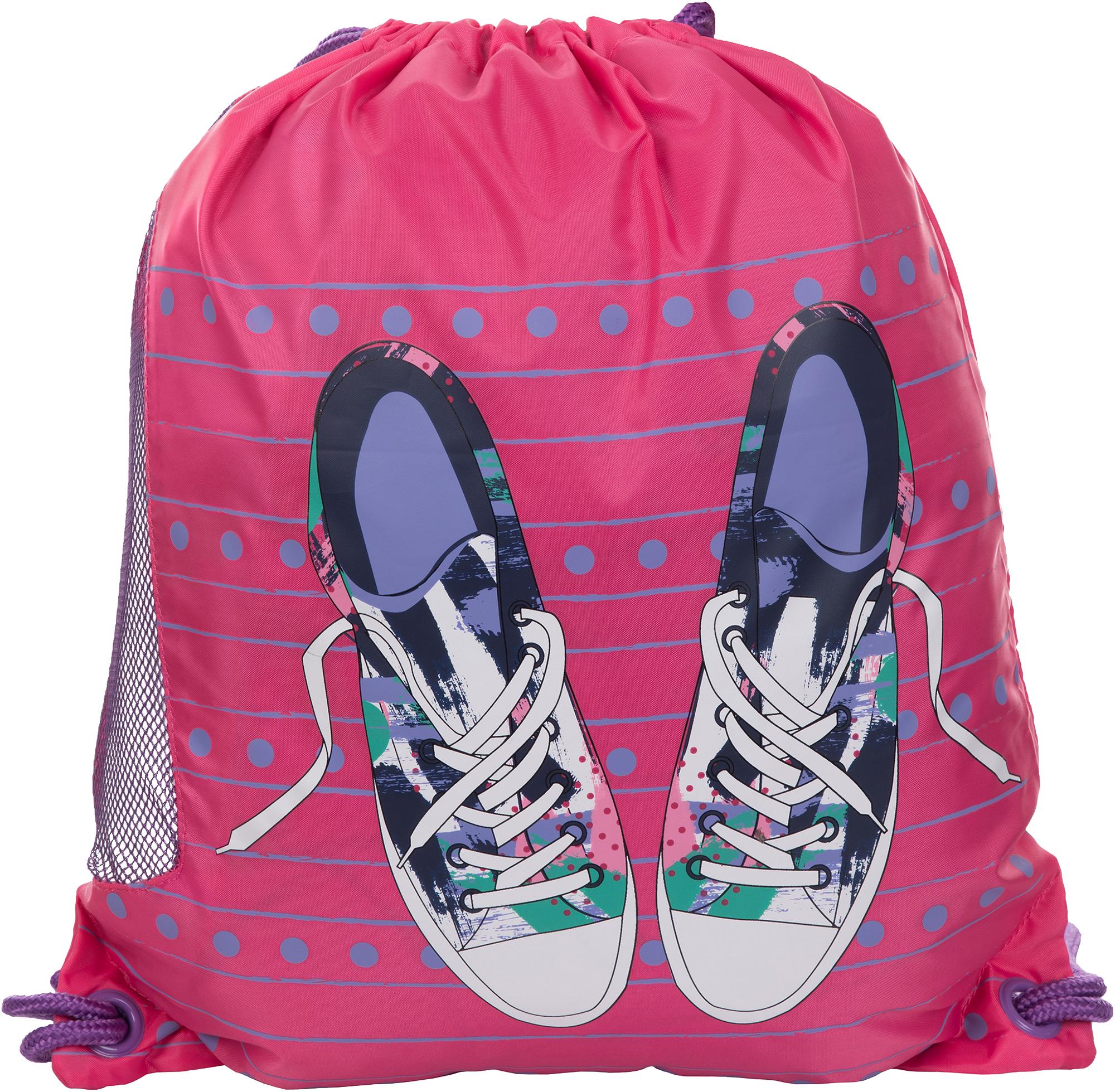 цены Demix Мешок для обуви для девочек Demix, размер Без размера