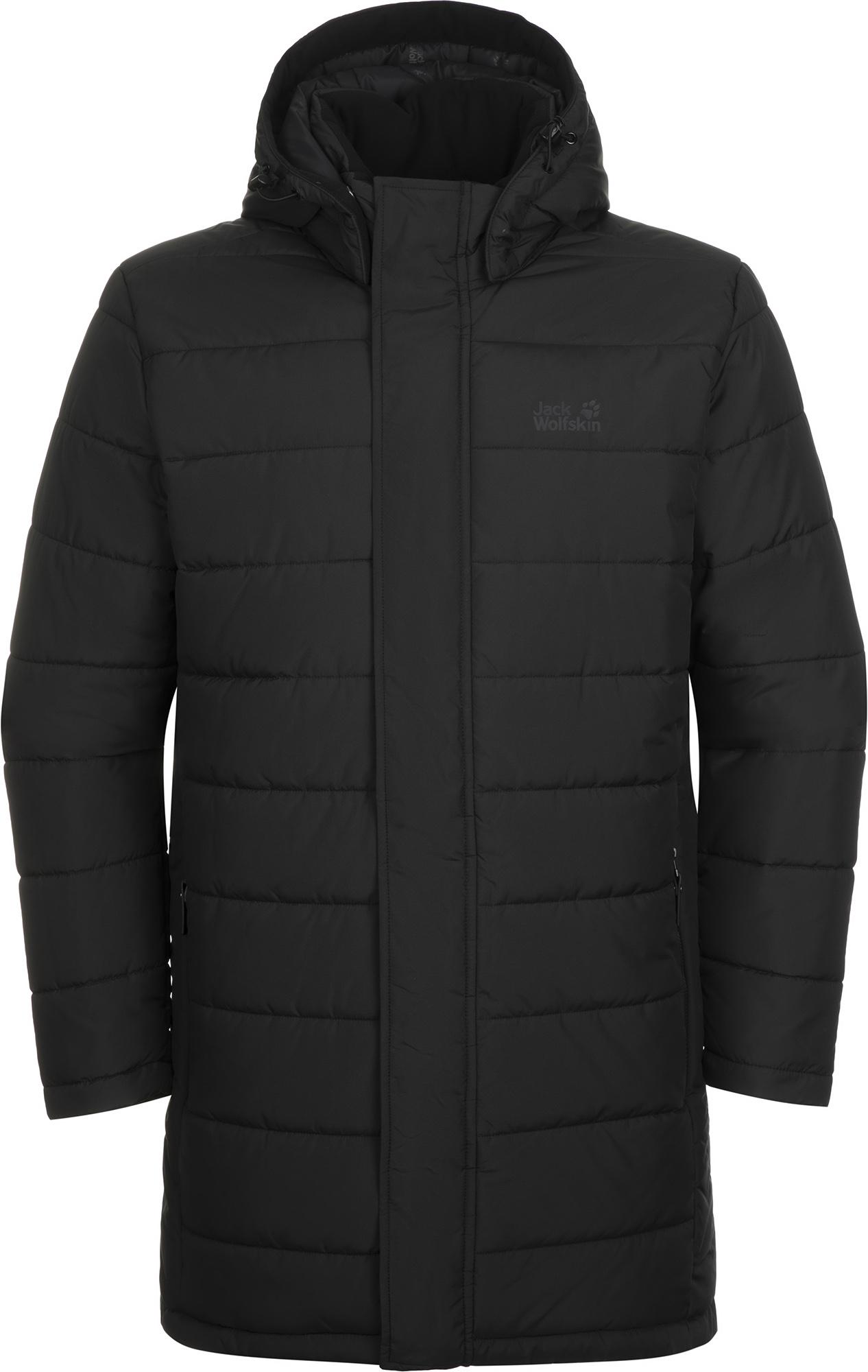 JACK WOLFSKIN Куртка утепленная мужская Jack Wolfskin Svalbard, размер 50-52
