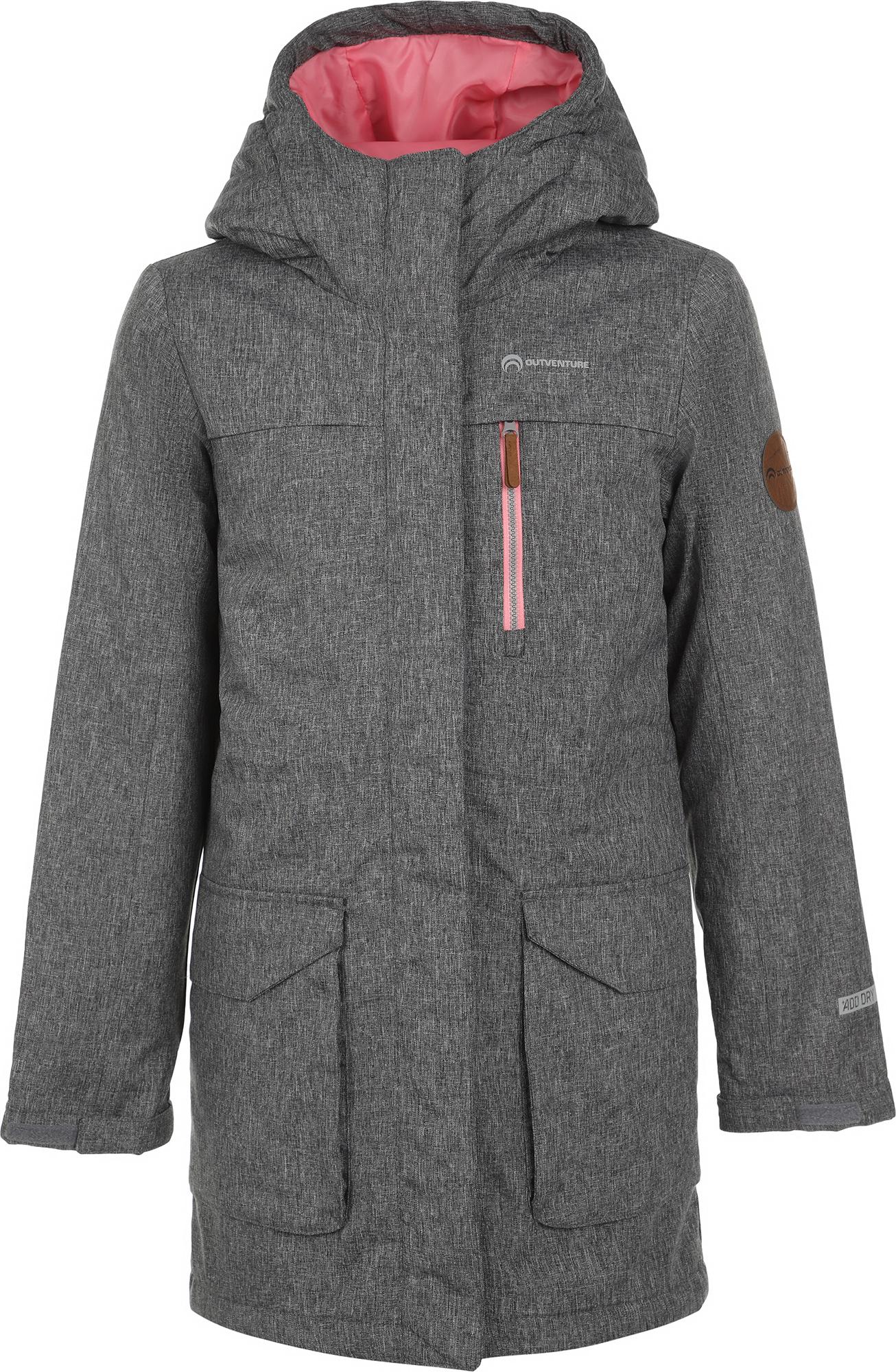 Фото - Outventure Куртка утепленная для девочек Outventure, размер 158 outventure куртка утепленная для девочек outventure размер 134