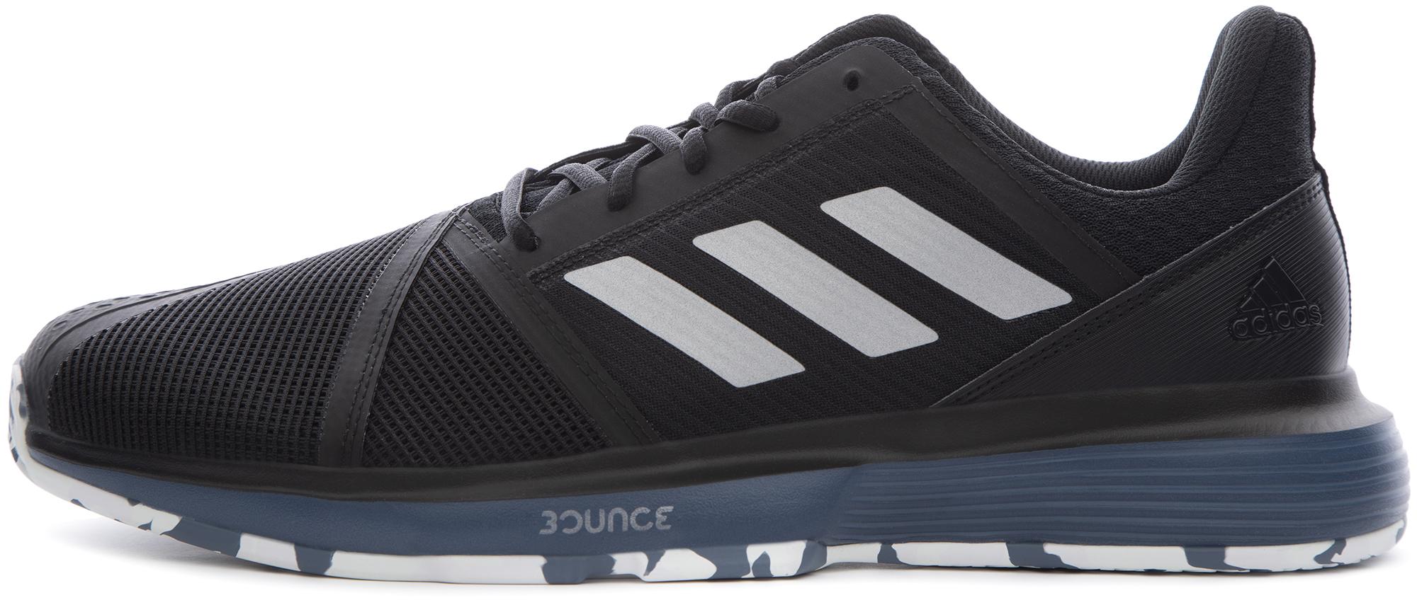 Adidas Кроссовки мужские Adidas Courtjam Bounce, размер 43 adidas кроссовки мужские adidas bounce размер 40 5