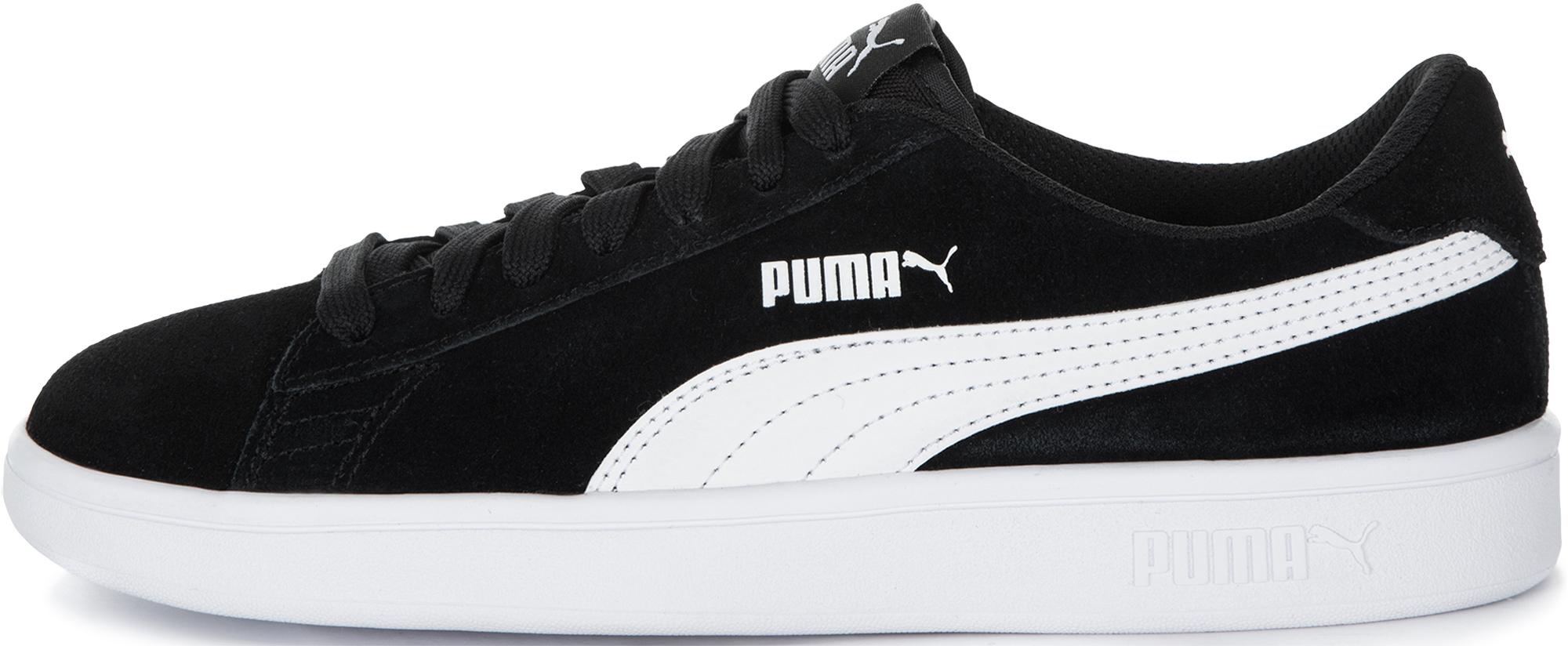 Puma Кеды для мальчиков  Smash v2 SD, размер 38
