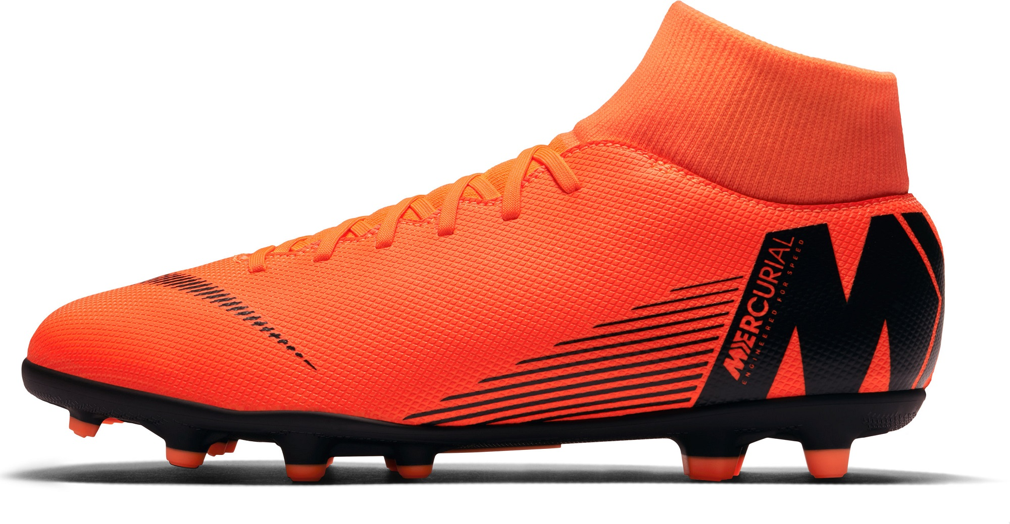 Nike Бутсы мужские Nike Superfly 6 Club MG бутсы nike superfly academy gs cr7 jr fg mg aj3111 390