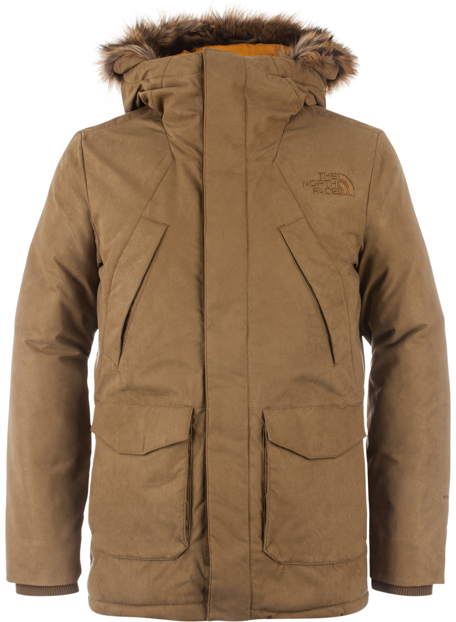 The North Face Куртка пуховая мужская The North Face Degray, размер 52 цена