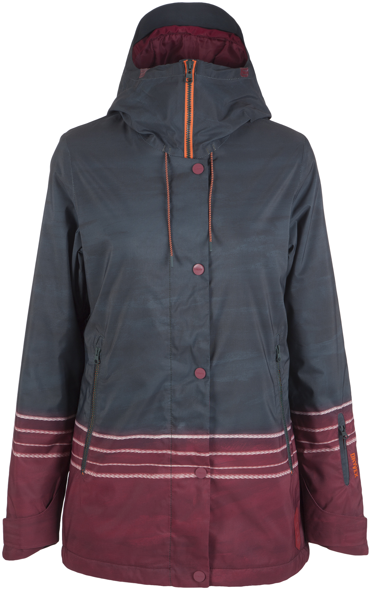 Termit Куртка утепленная женская Termit, размер 48