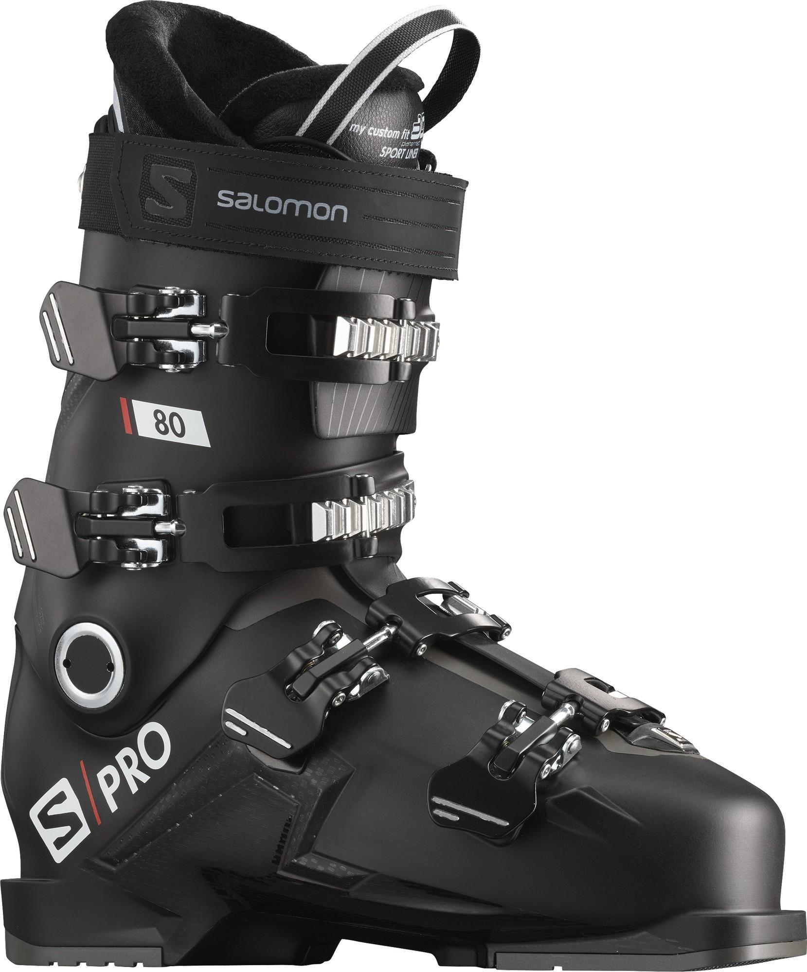 цена на Salomon Ботинки горнолыжные Salomon S/PRO 80, размер 29 см