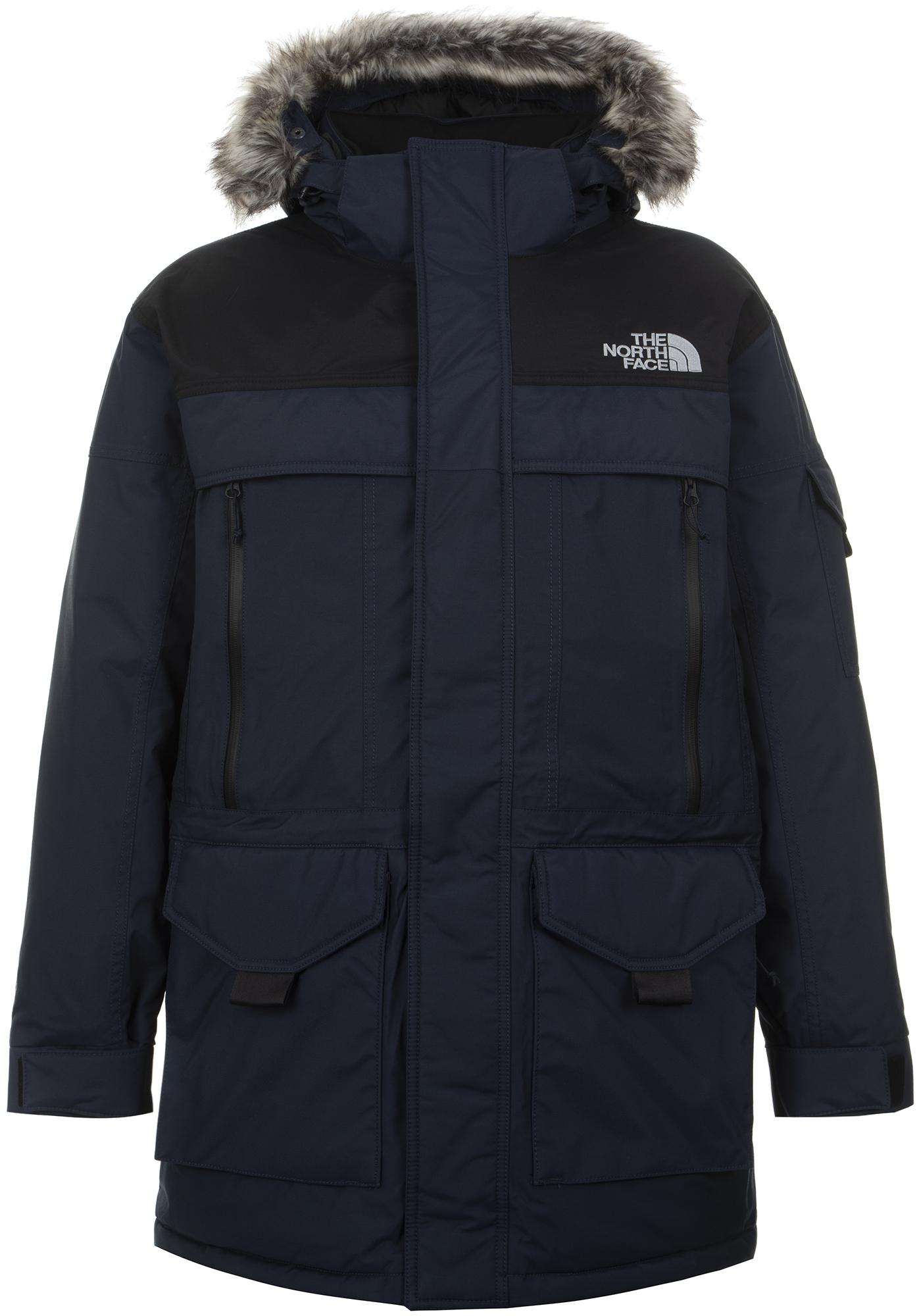 The North Face Куртка пуховая мужская The North Face Mc Murdo 2, размер 52 цена