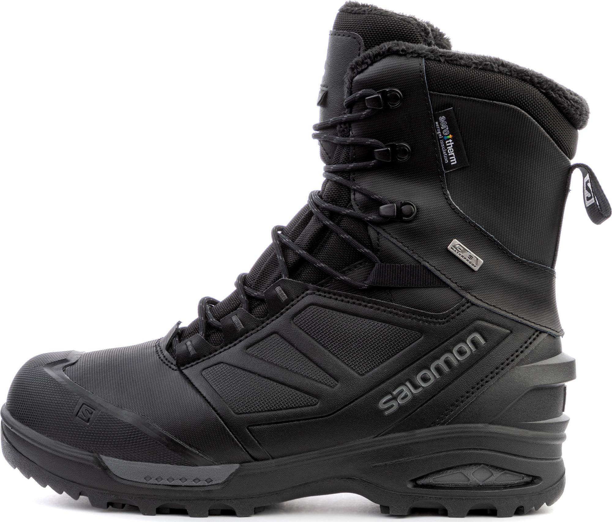 Salomon Сапоги утепленные мужские Salomon Toundra Pro, размер 40 salomon ботинки утепленные мужские salomon crusano размер 40