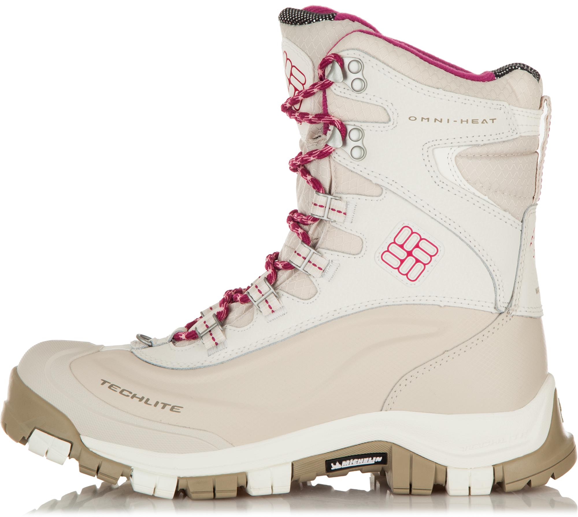 Columbia Ботинки утепленные женские Columbia Bugaboot Plus Omni-Heat Michelin ботинки трекинговые columbia columbia co214awwic83