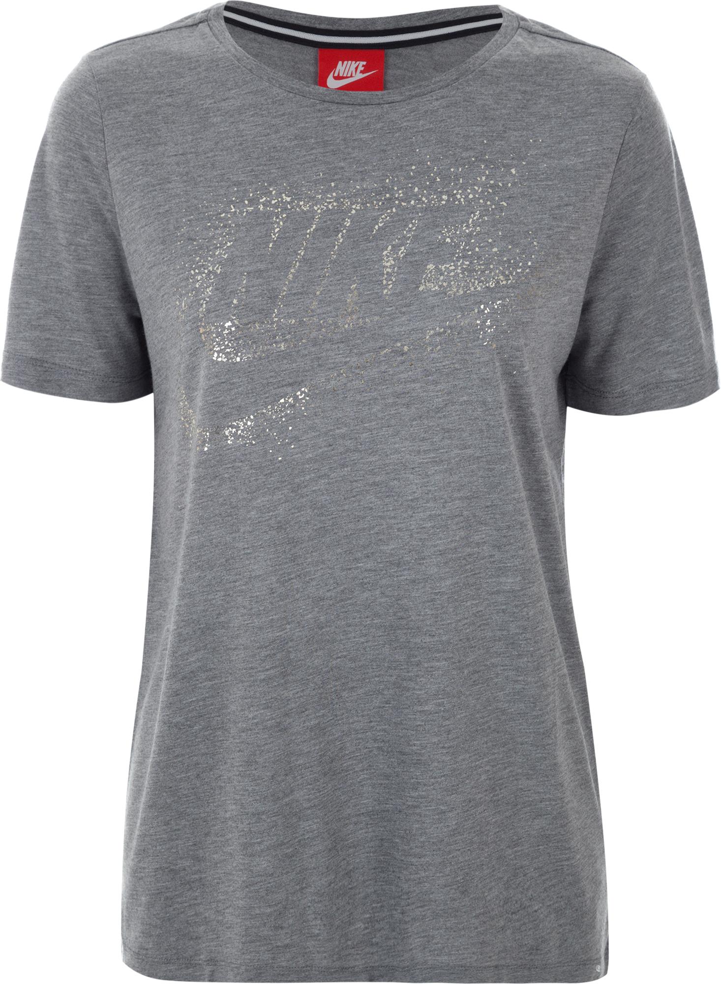Nike Футболка женская Nike Sportswear Essential футболка nike nike ni464egsko36
