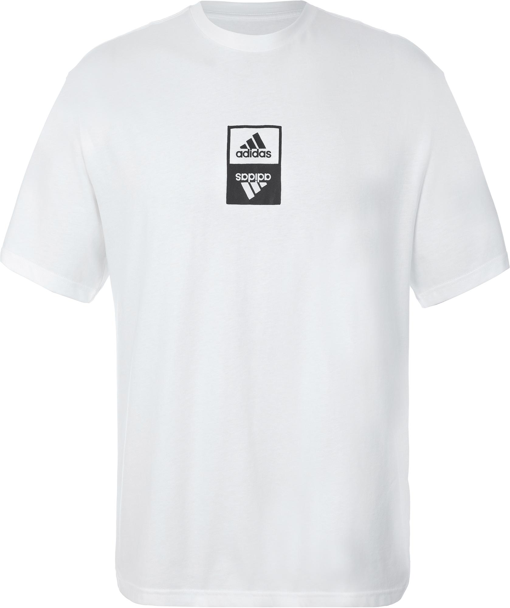 Adidas Футболка мужская OneTeam, размер 48