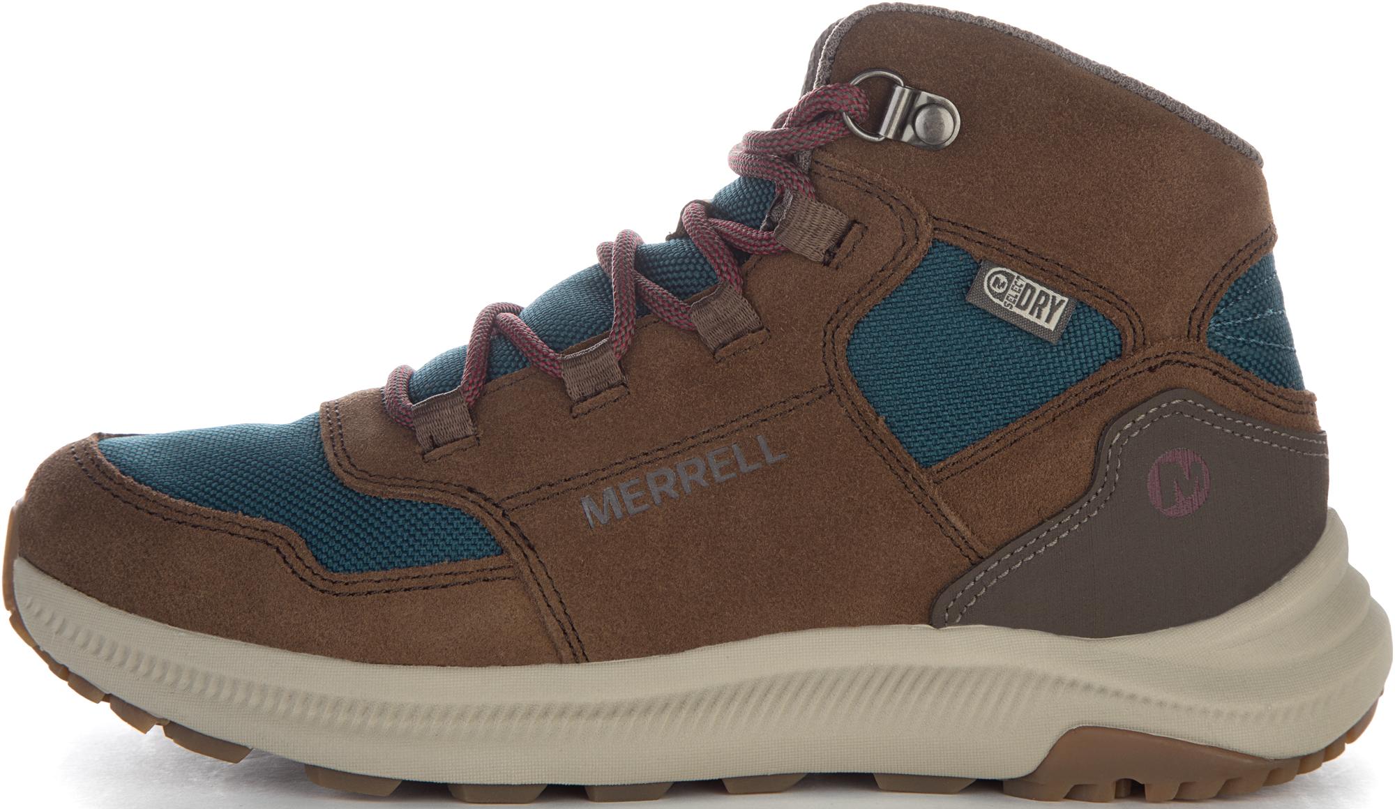 Merrell Ботинки для мальчиков Merrell, размер 34,5
