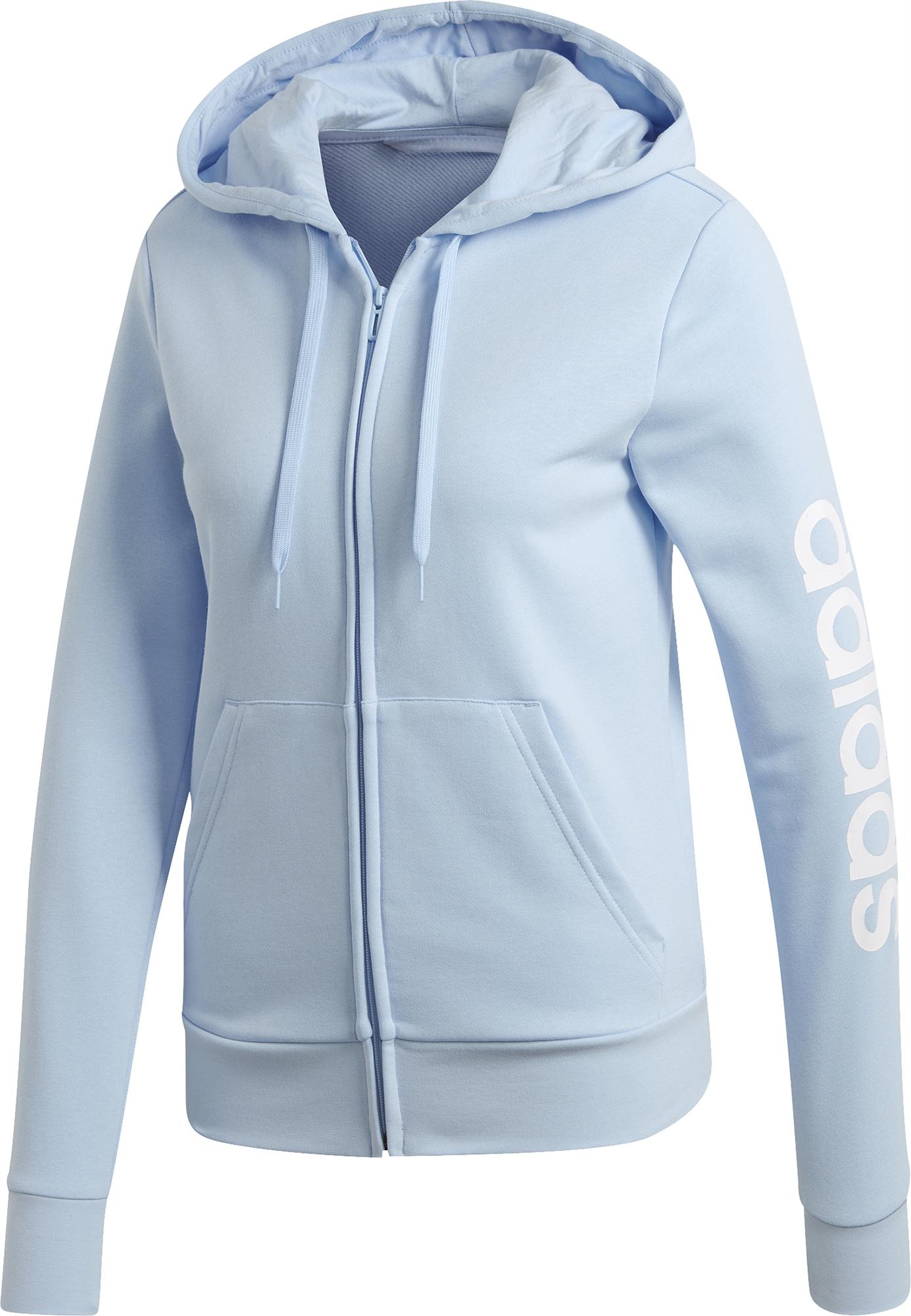 Adidas Толстовка женская Essentials Linear, размер 54-56