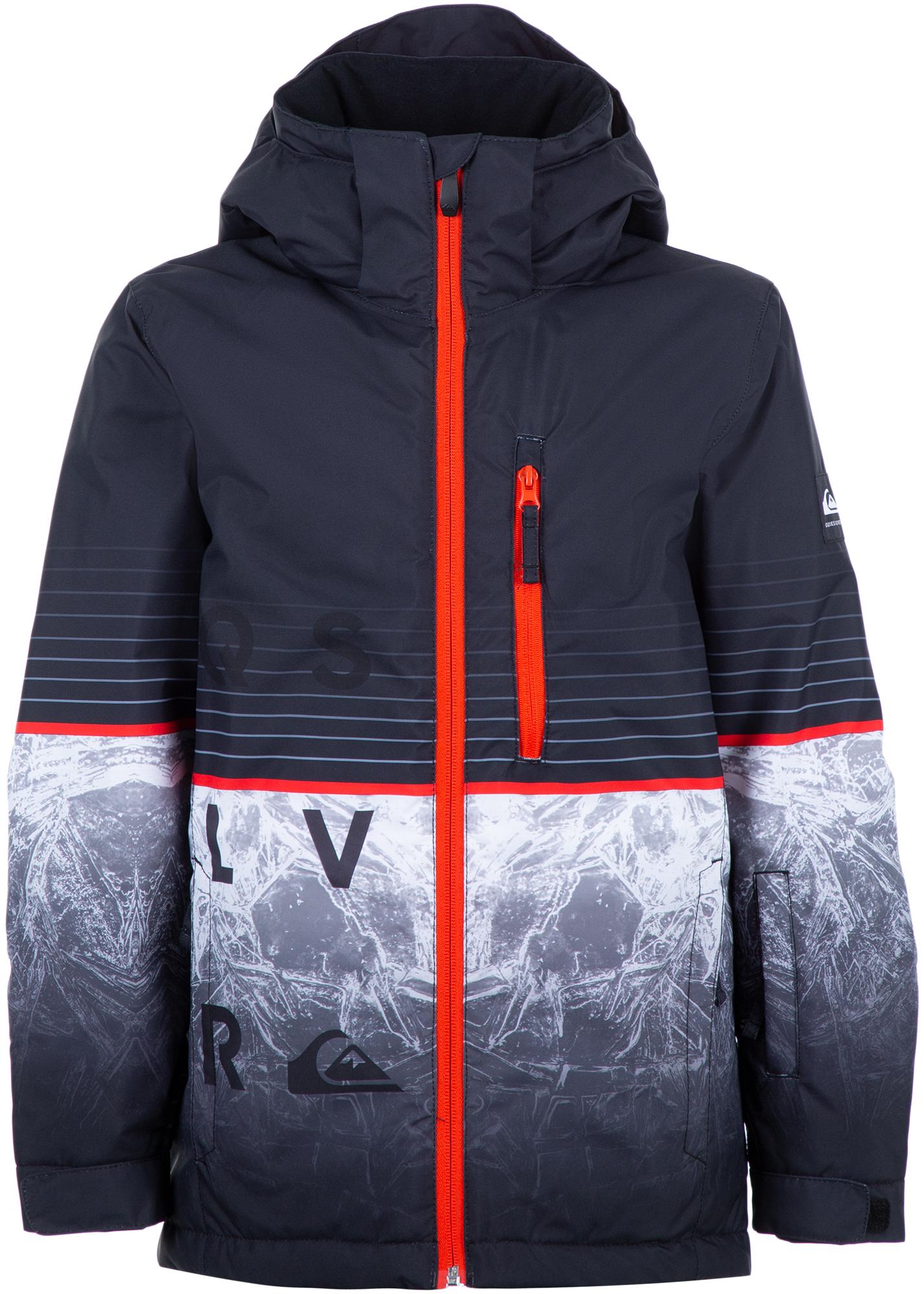 Quiksilver Куртка утепленная для мальчиков Silvertip Youth, размер 164-170