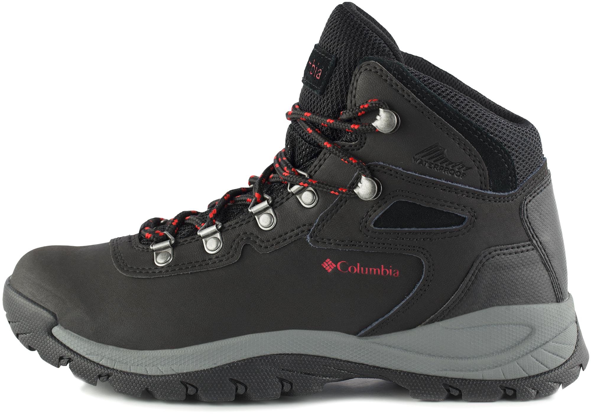 Columbia Ботинки женские Columbia Newton Ridge Plus, размер 37 ботинки мужские columbia newton ridge plus ii suede wp цвет зеленый 1746411 213 размер 9 42