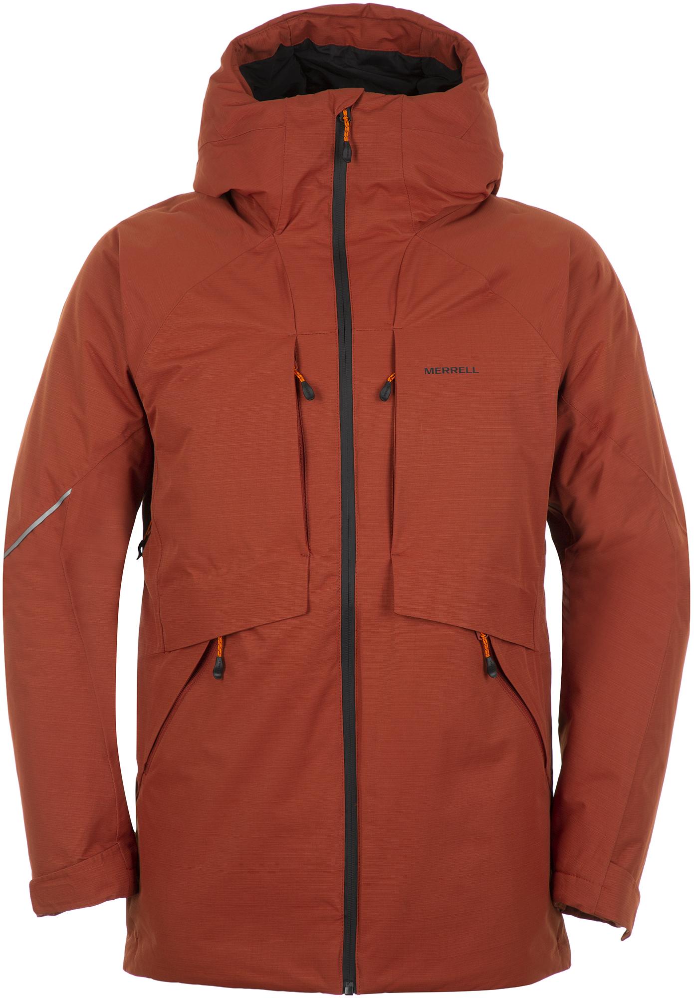 Merrell Куртка утепленная мужская Merrell, размер 56 merrell ветровка мужская merrell размер 50