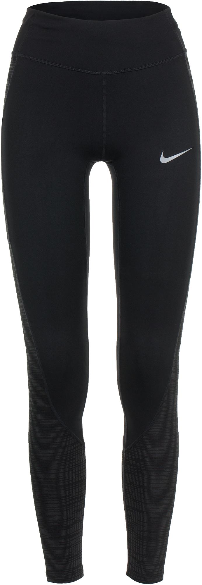 Nike Легинсы женские Racer Warm, размер 48-50