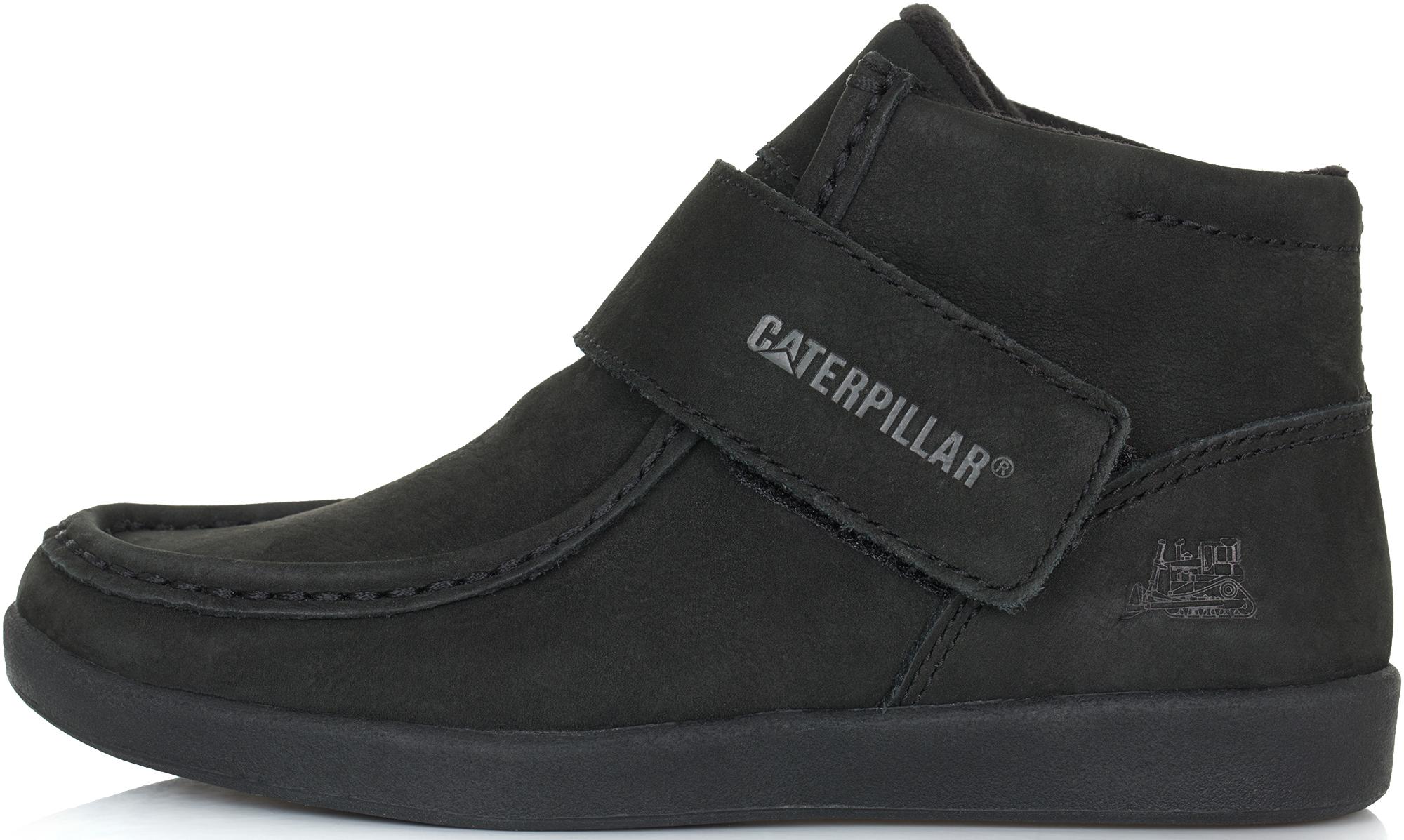 Caterpillar Ботинки для мальчиков Caterpillar Ryder Velcro Fleece, размер 34,5