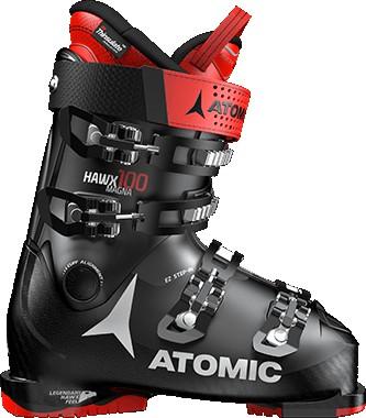 Atomic Ботинки горнолыжные Atomic Hawx Magna 100, размер 26 см atomic ботинки горнолыжные atomic live fit 100 размер 46