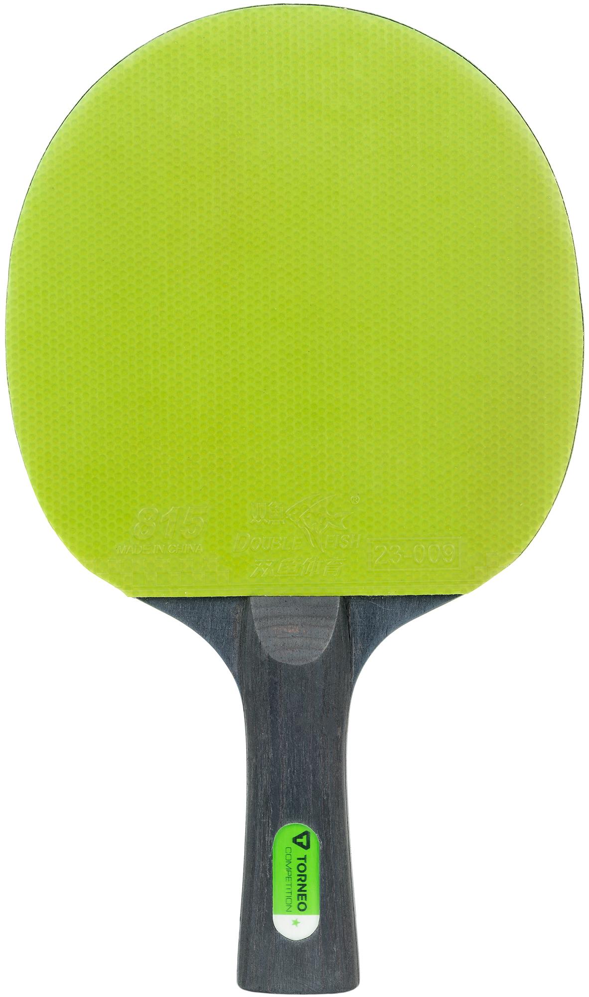 Torneo Ракетка для настольного тенниса Torneo Competition torneo ракетка для большого тенниса детская torneo 25 размер без размера