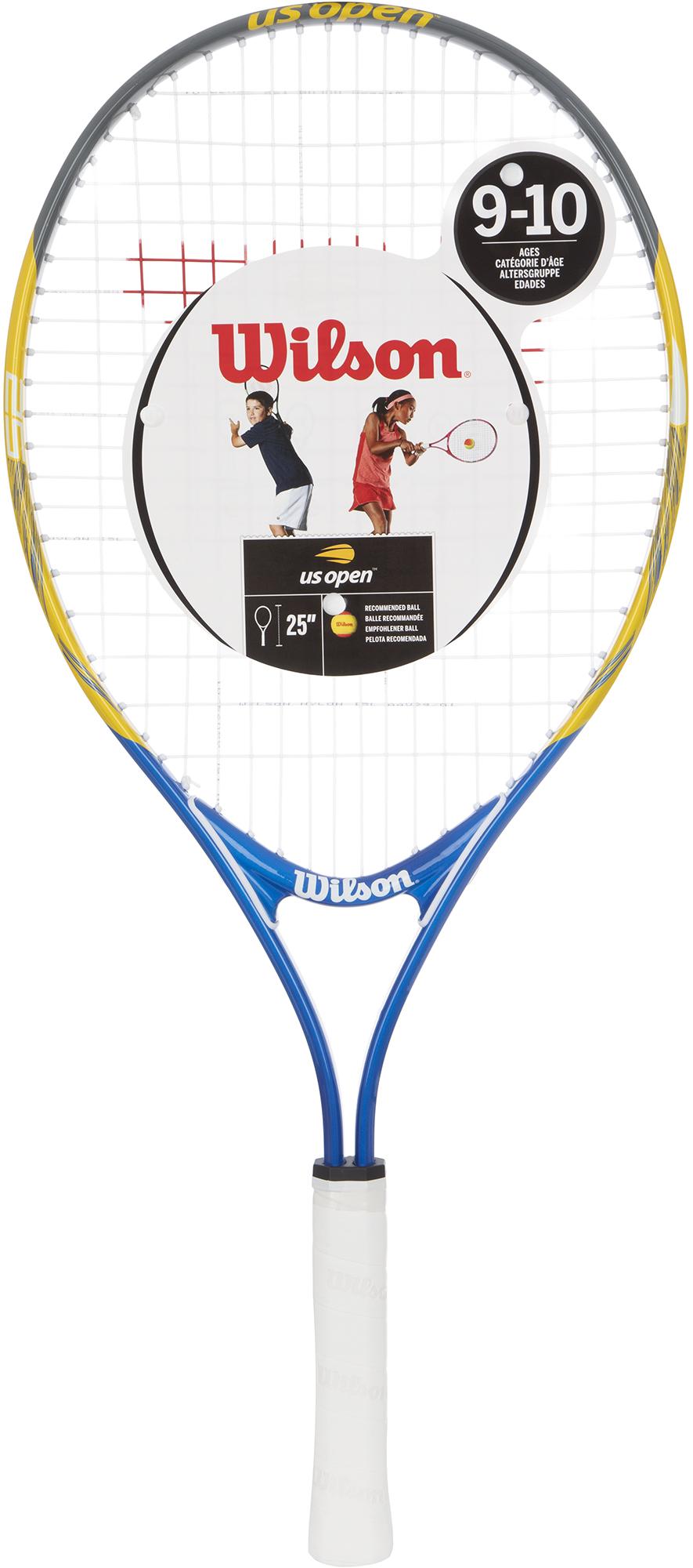 Wilson Ракетка для большого тенниса детская US OPEN 25