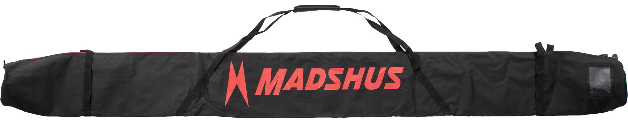 Madshus Чехол для беговых лыж Madshus, размер Без размера палки для беговых лыж cliff 140 blue