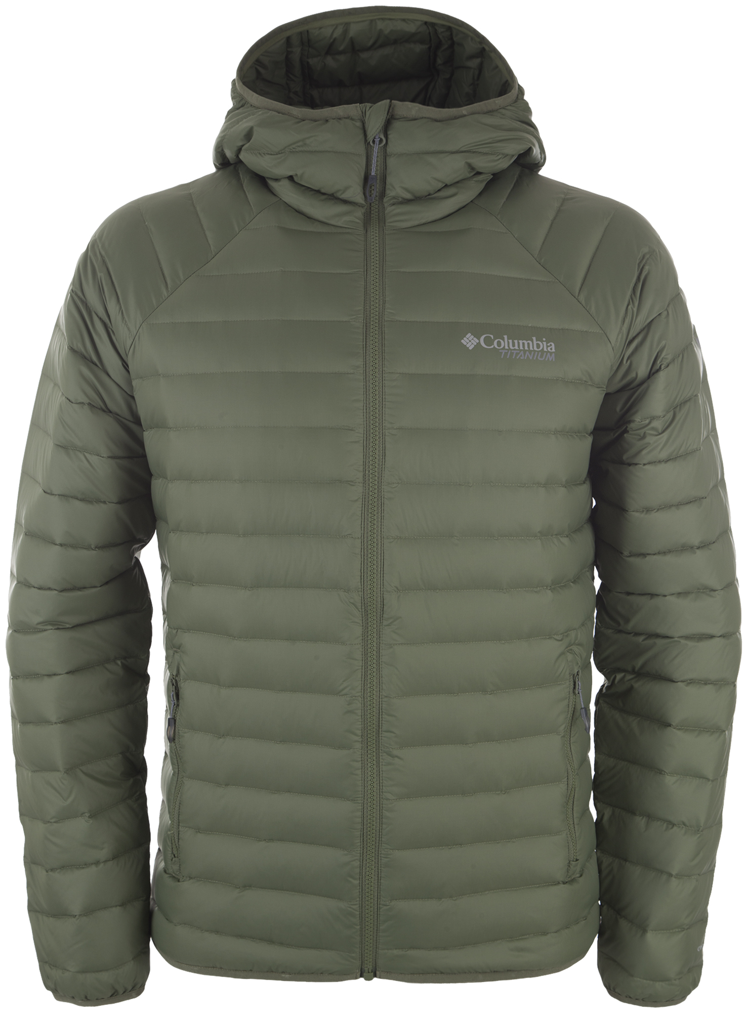 Columbia Куртка пуховая мужская Columbia Alpha Trail, размер 56-58