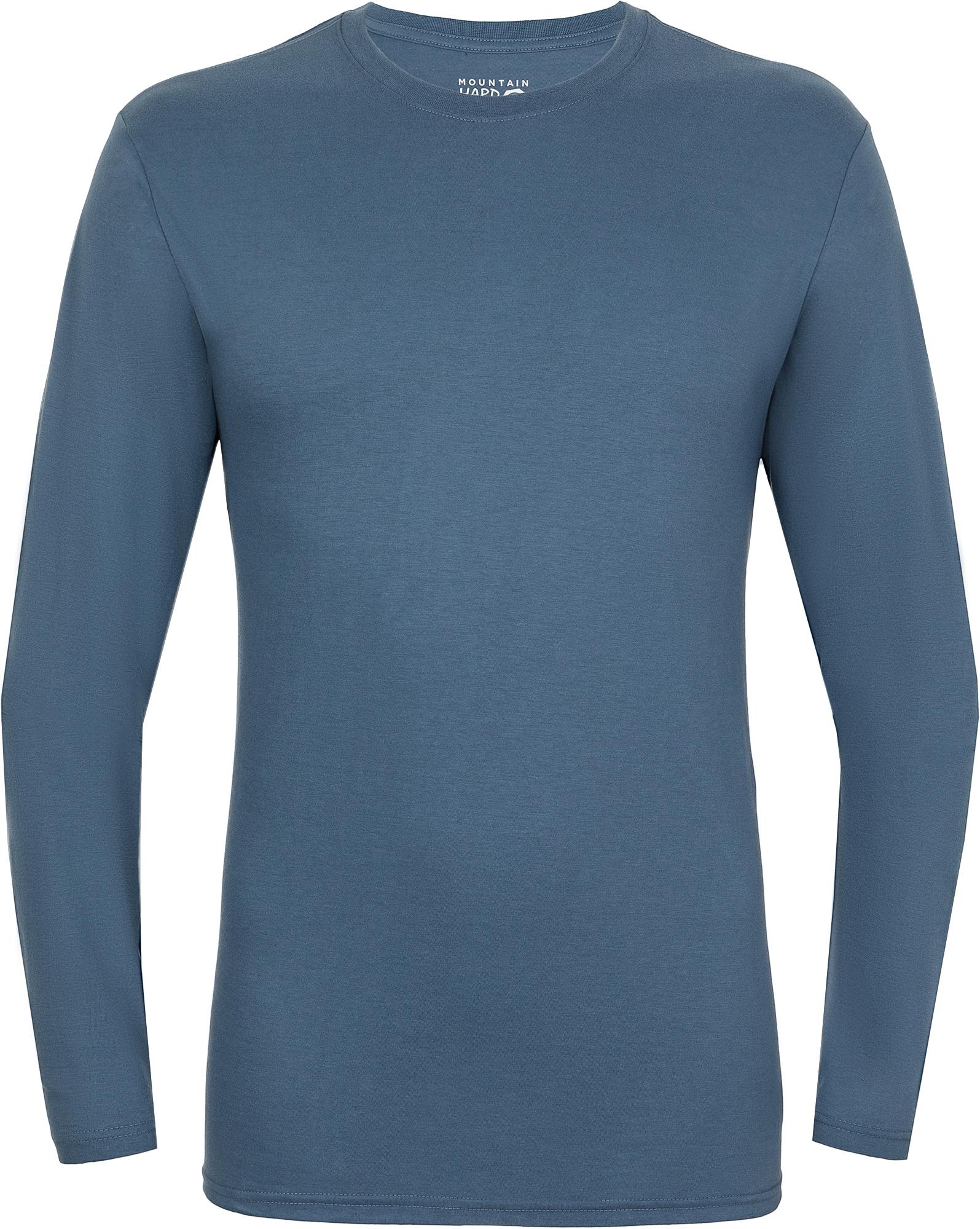 цена на Mountain Hardwear Лонгслив мужской Mountain Hardwear Vertical Oriented™, размер 54