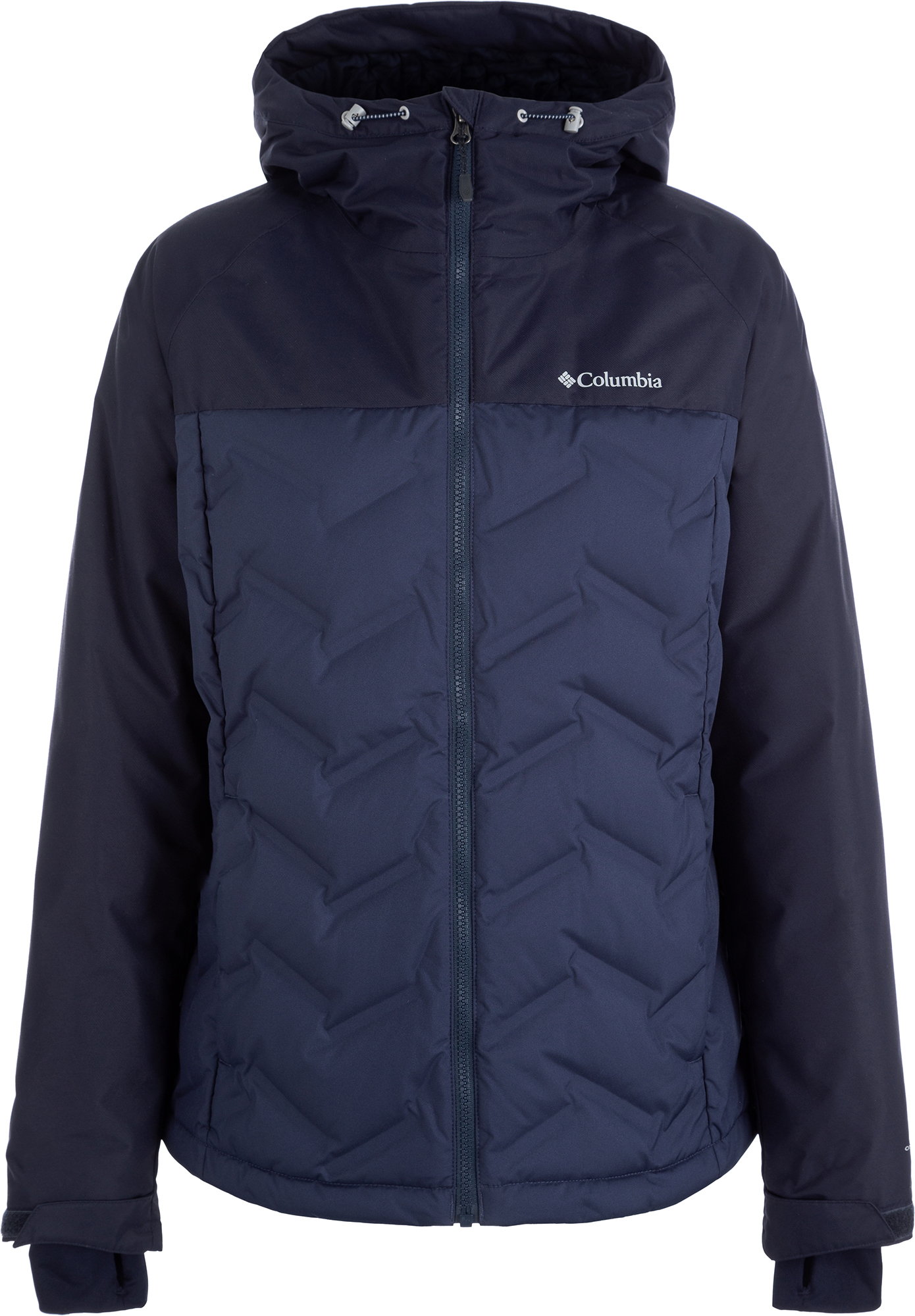Columbia Куртка пуховая женская Columbia Grand Trek, размер 50