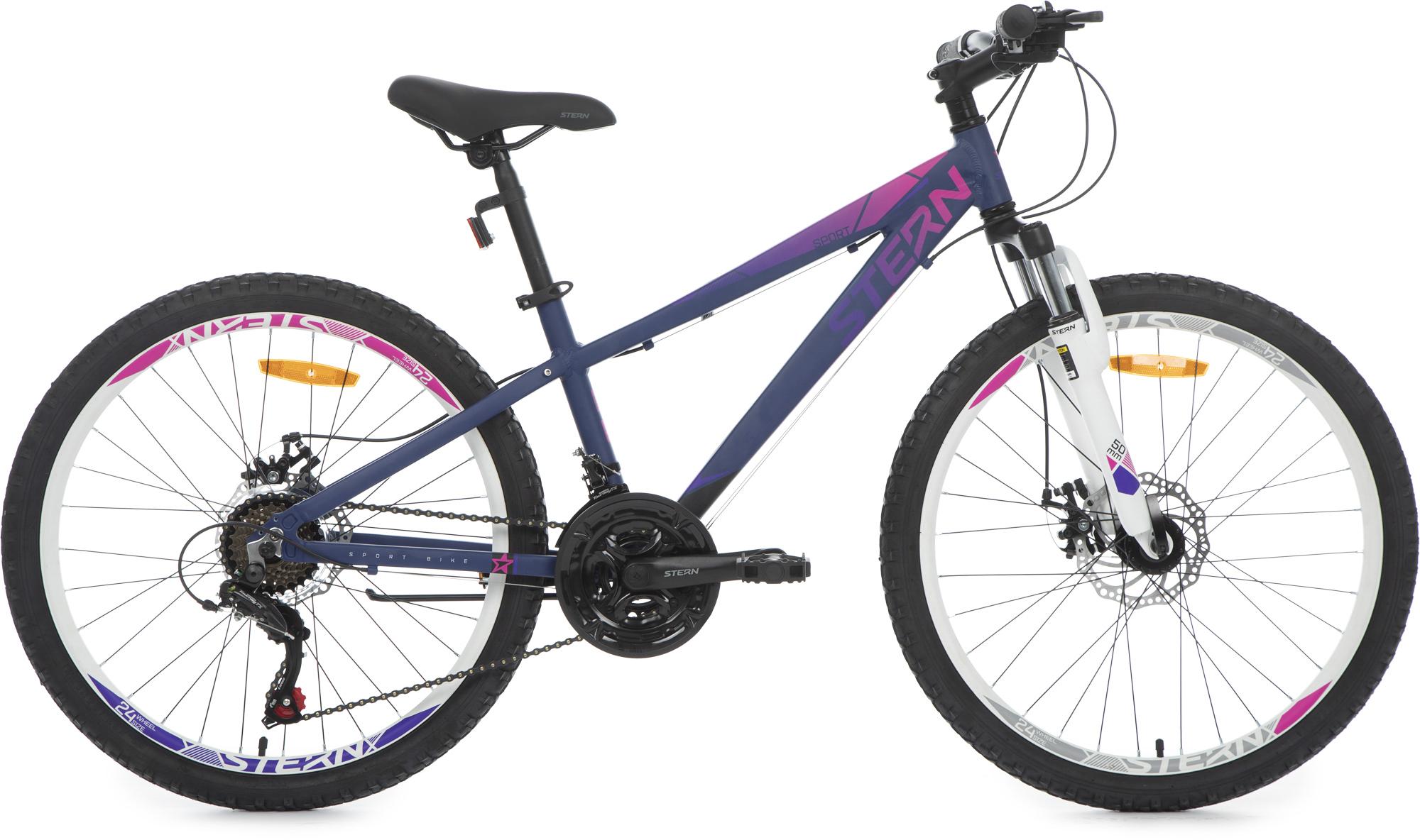 Stern Велосипед подростковый женский Stern Leeloo Sport 24 цена
