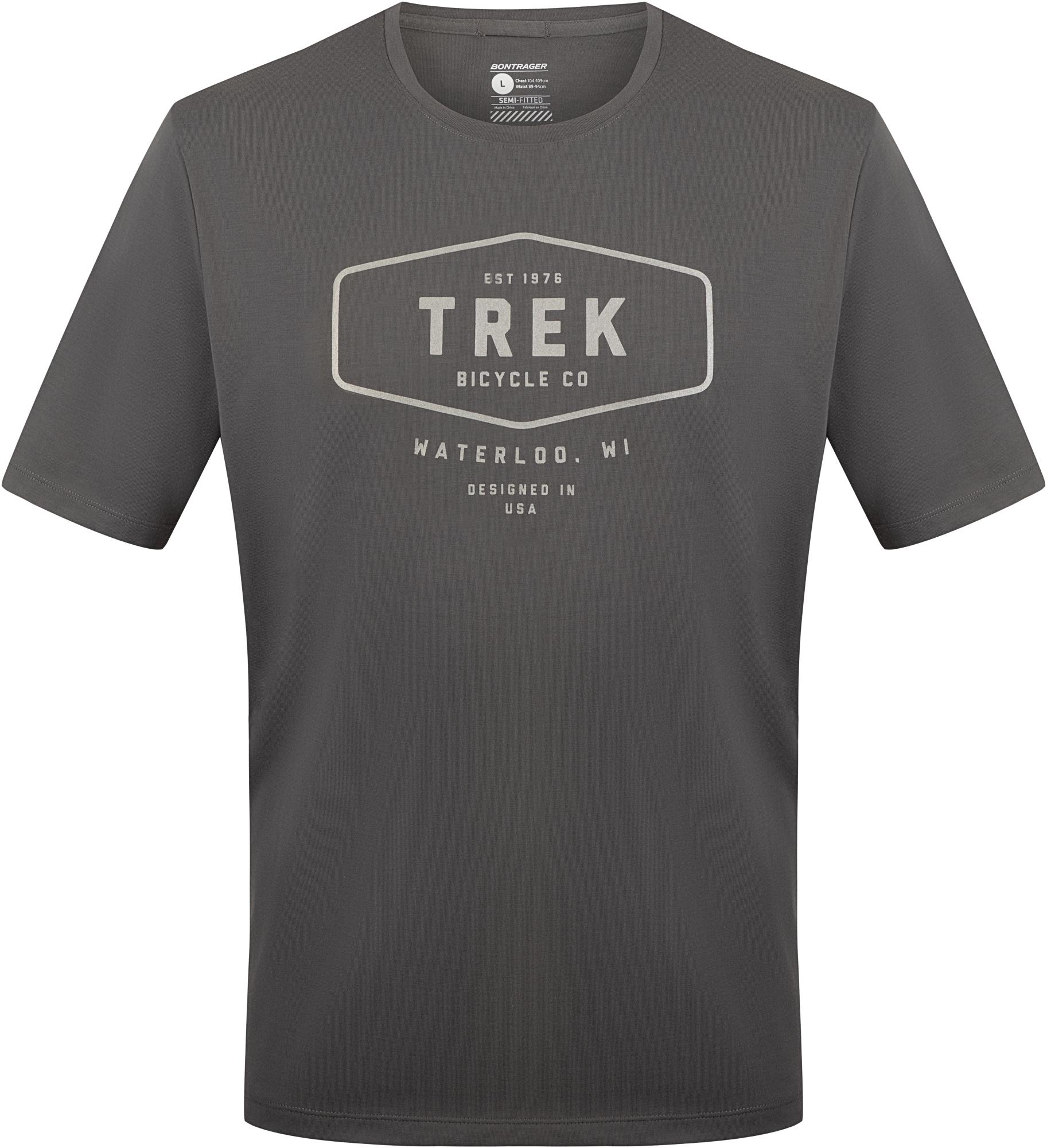 цена на Trek Футболка мужская Trek Bontrager Evoke Tech, размер 46