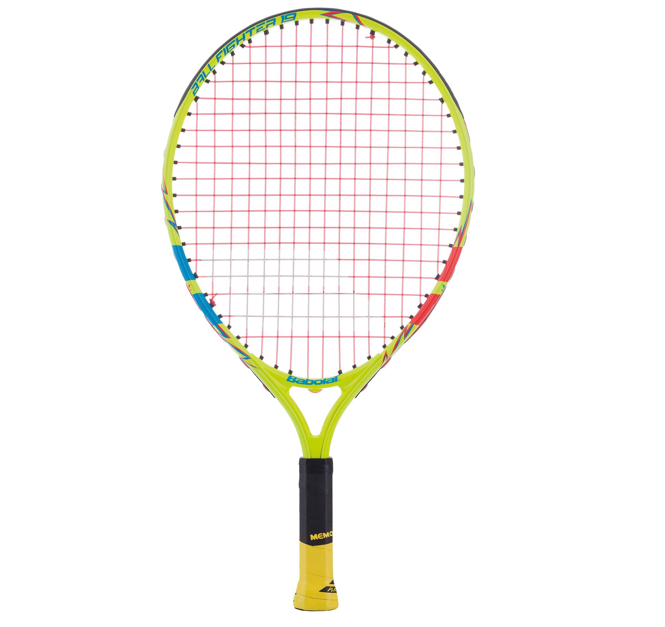 Babolat Ракетка для большого тенниса детская Babolat Ballfighter 19 babolat набор мячей для большого тенниса babolat championship x3 размер без размера