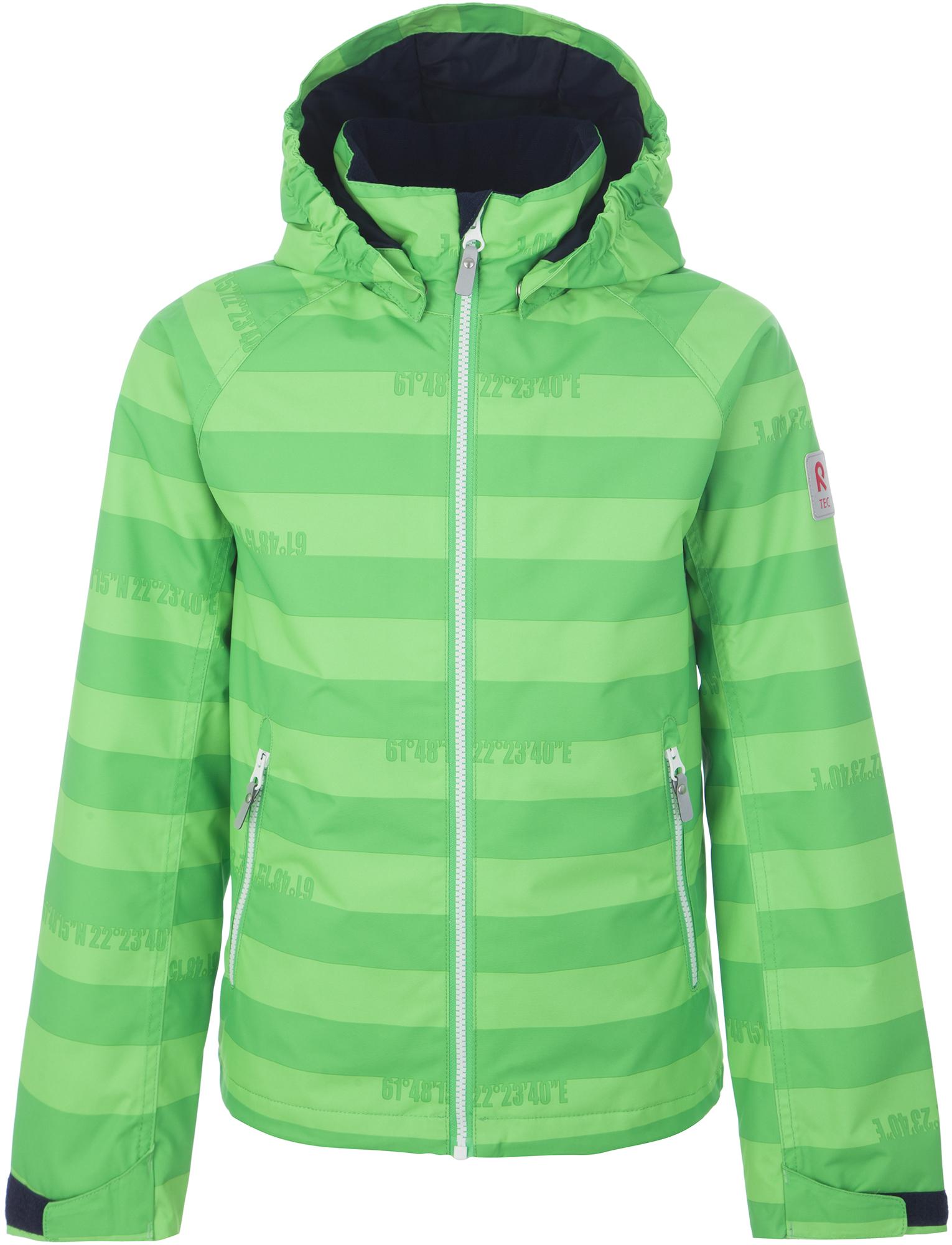 Reima Куртка утепленная для мальчиков Reima Schiff, размер 122
