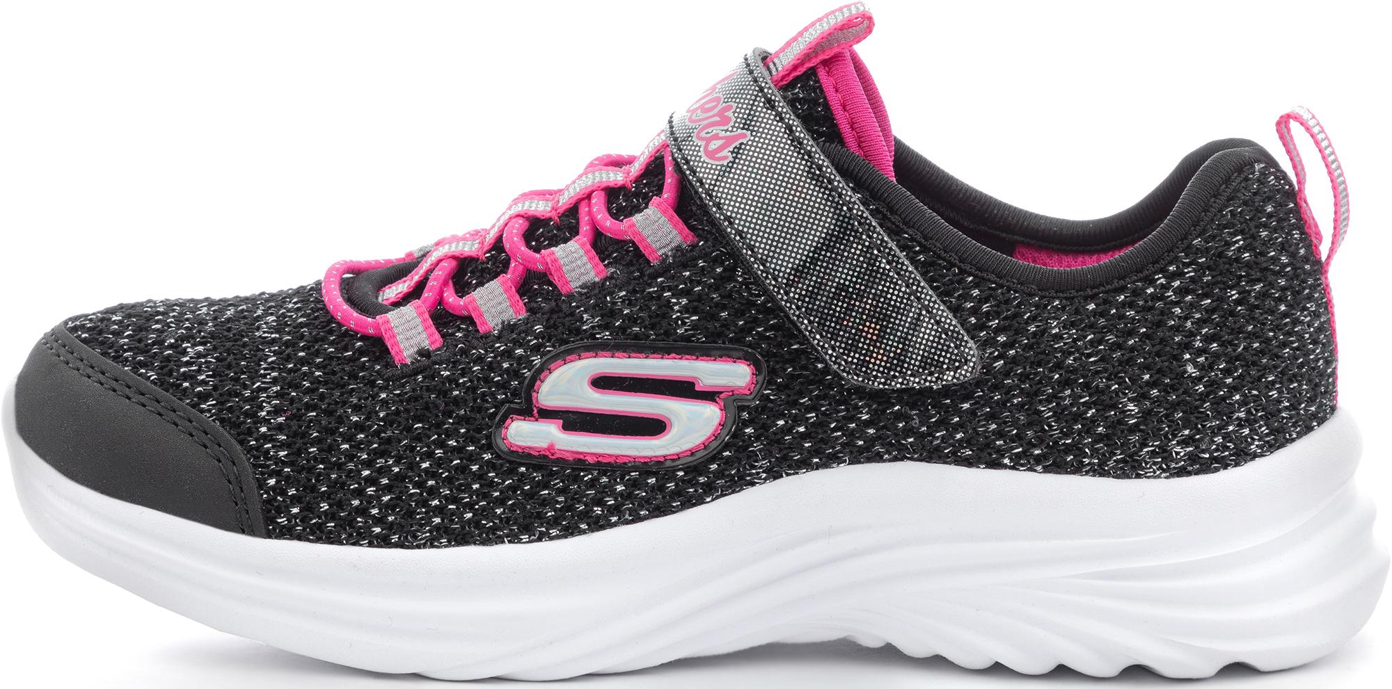 цена Skechers Полуботинки для девочек Skechers Dreamy Dancer, размер 37 онлайн в 2017 году