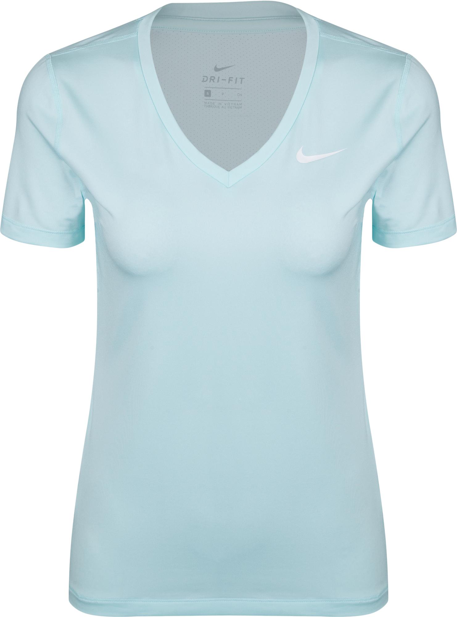 Nike Футболка женская Nike Training, размер 46-48 цена