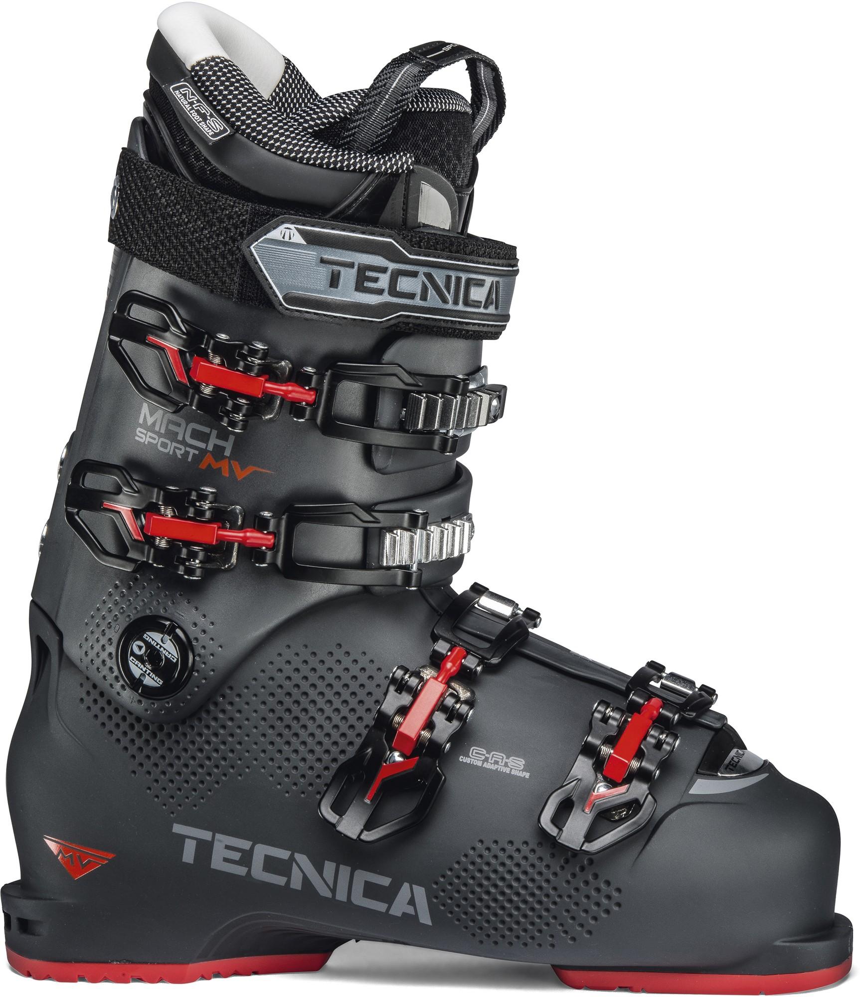 Tecnica Ботинки горнолыжные MACH SPORT MV 100, размер 30 см