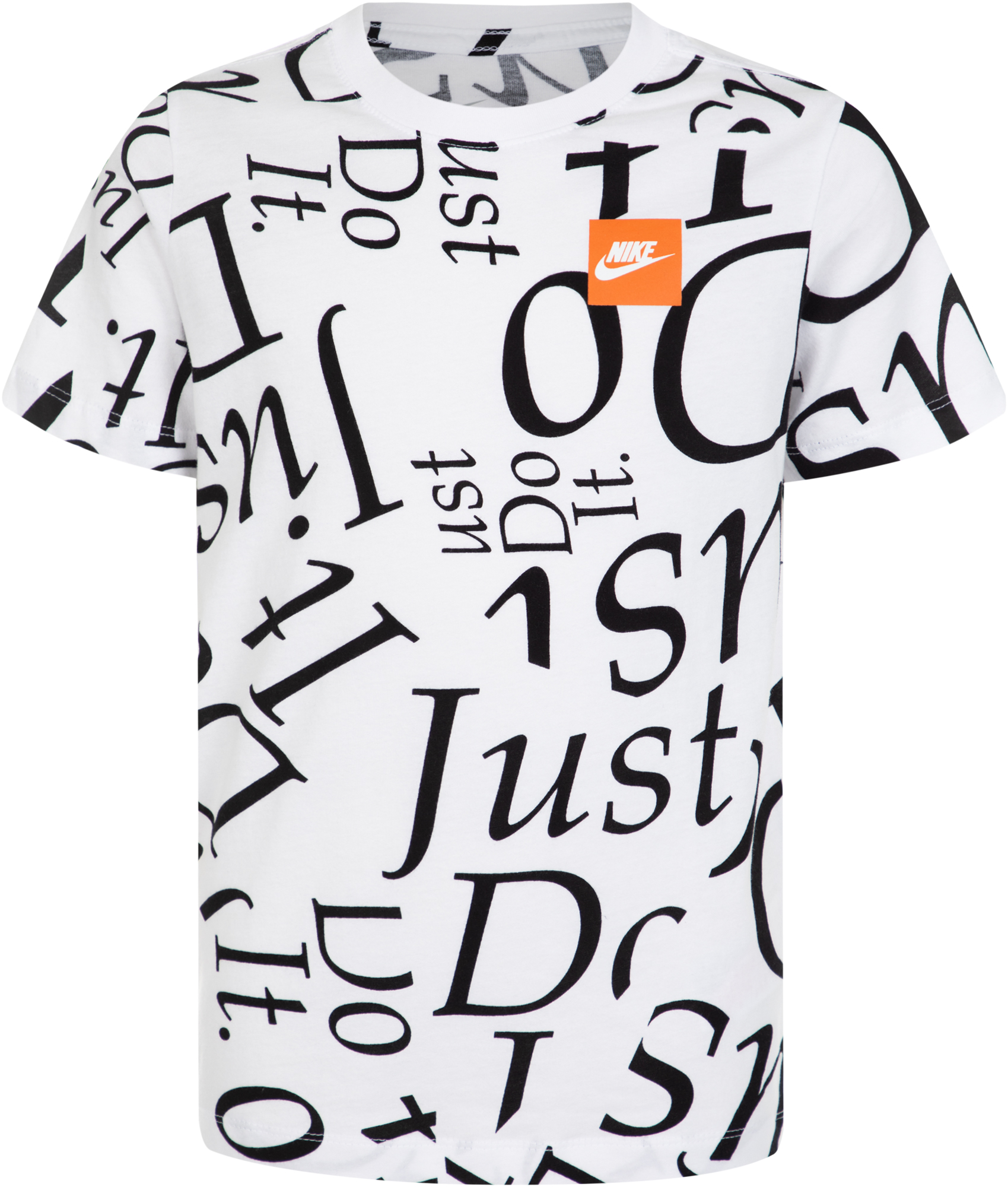 Nike Футболка для мальчиков Nike Sportswear, размер 137-147 волкова н новый год в лесу