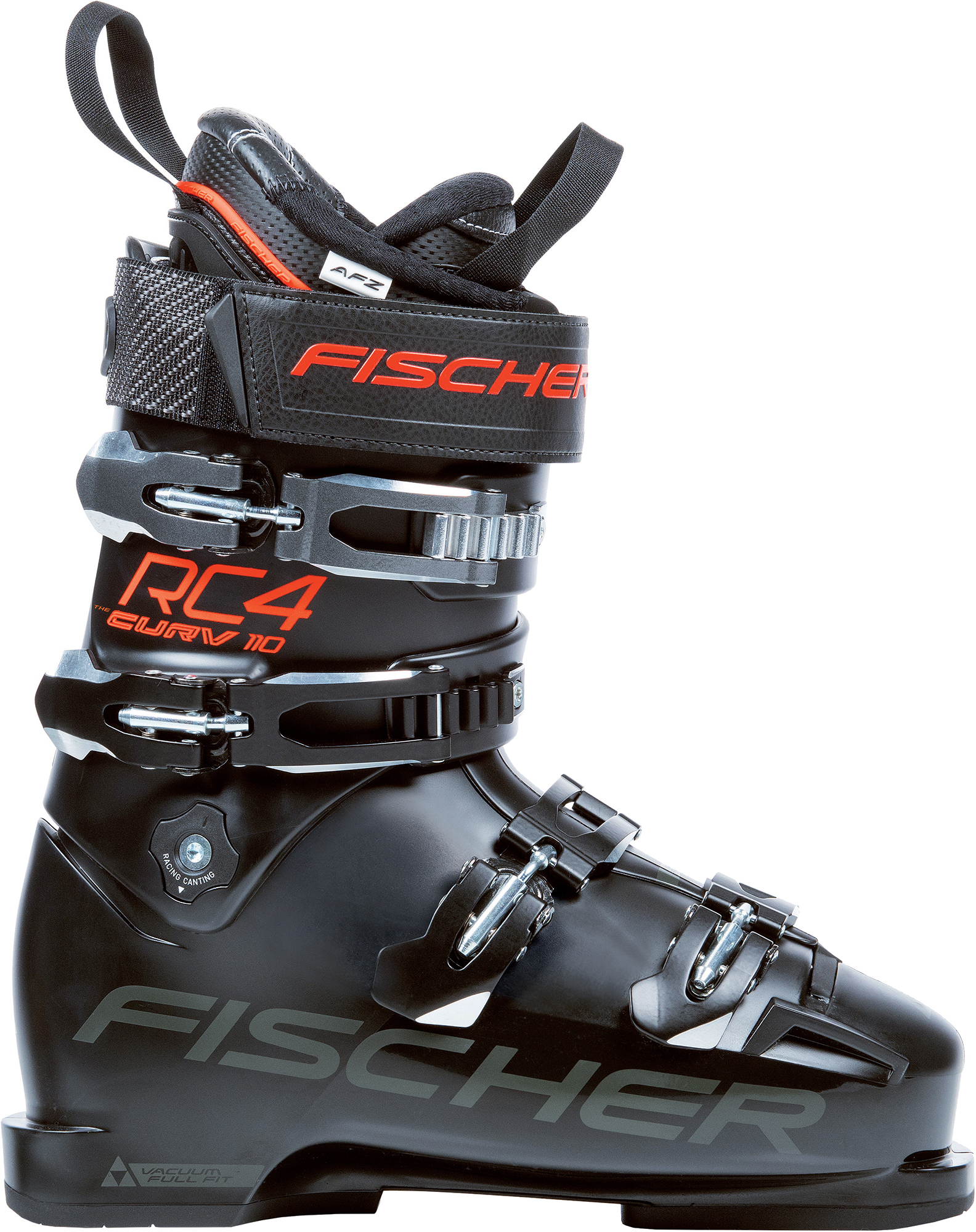 Fischer Ботинки горнолыжные Fischer Rc4 Curv 110 Vacuum Full Fit, размер 45