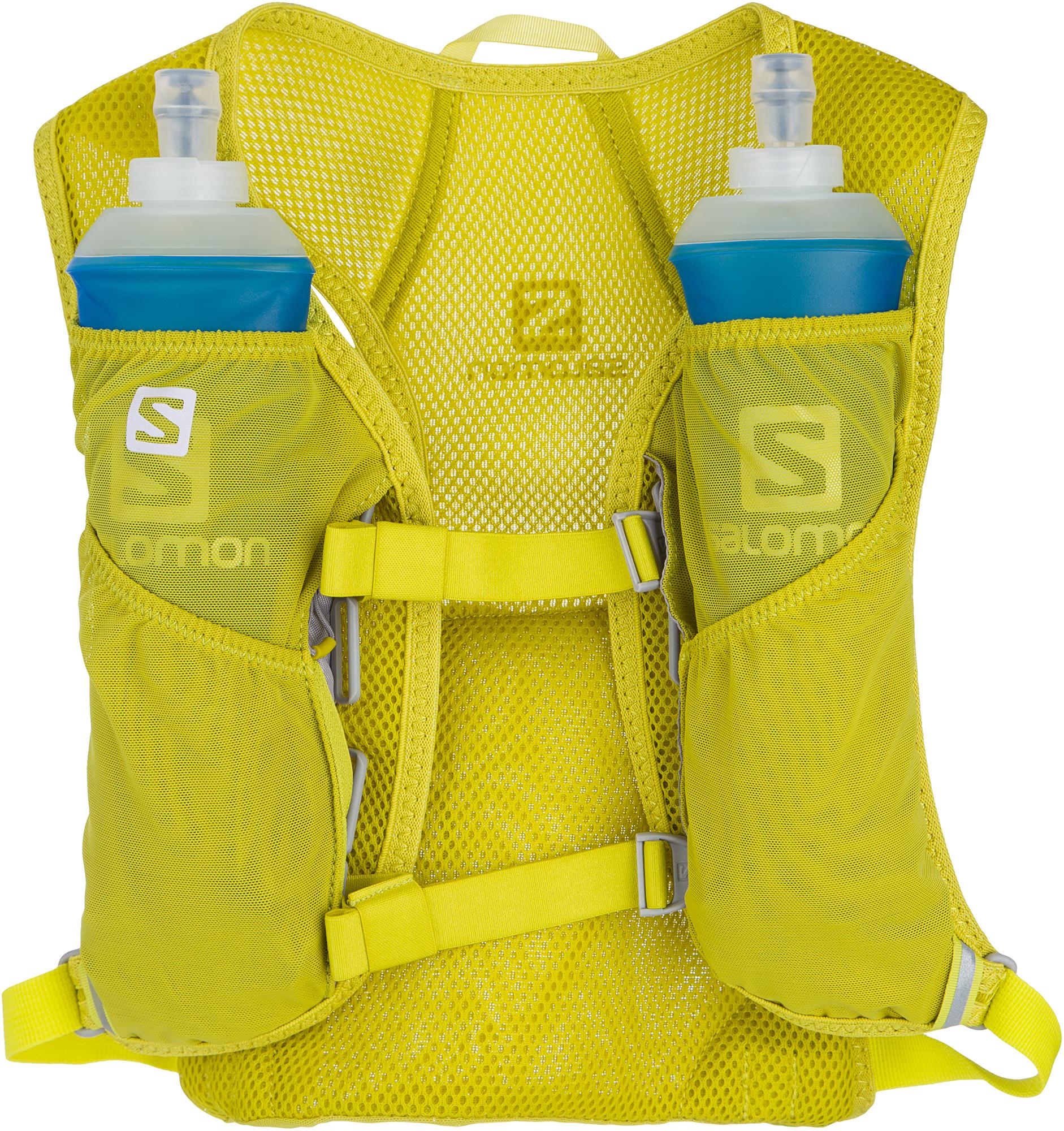 цены на Salomon Рюкзак-жилет Salomon Agile 2 Set  в интернет-магазинах