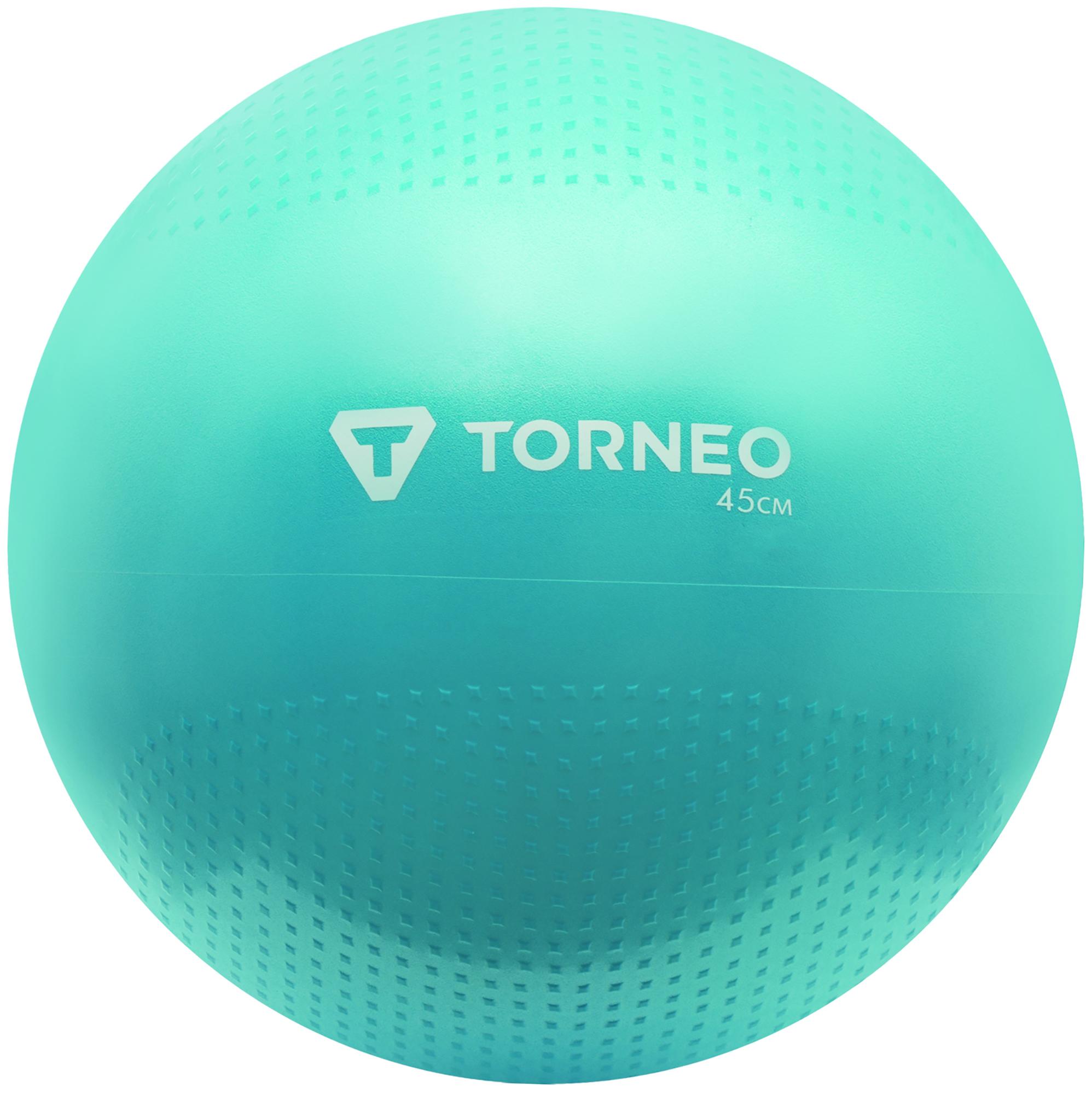 Torneo Мяч гимнастический Torneo, 45 см мяч гимнастический doka фитбол диаметр 65см зеленый