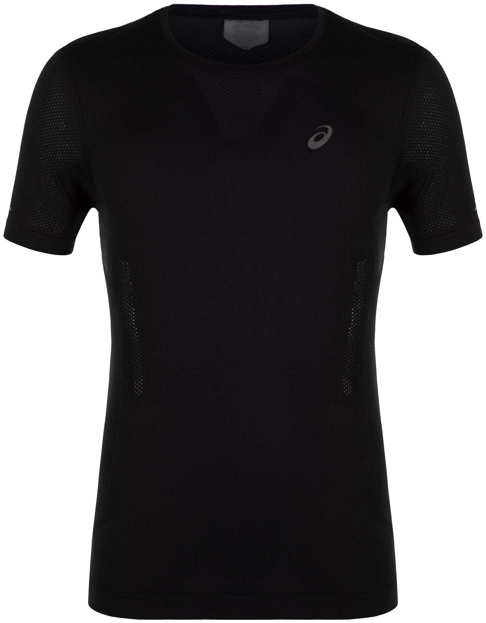ASICS Футболка мужская ASICS Ventilate Seamless, размер 46-48 цена 2017