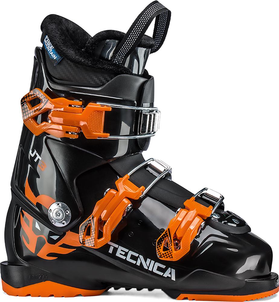 Tecnica Ботинки горнолыжные детские JT 3, размер 24 см