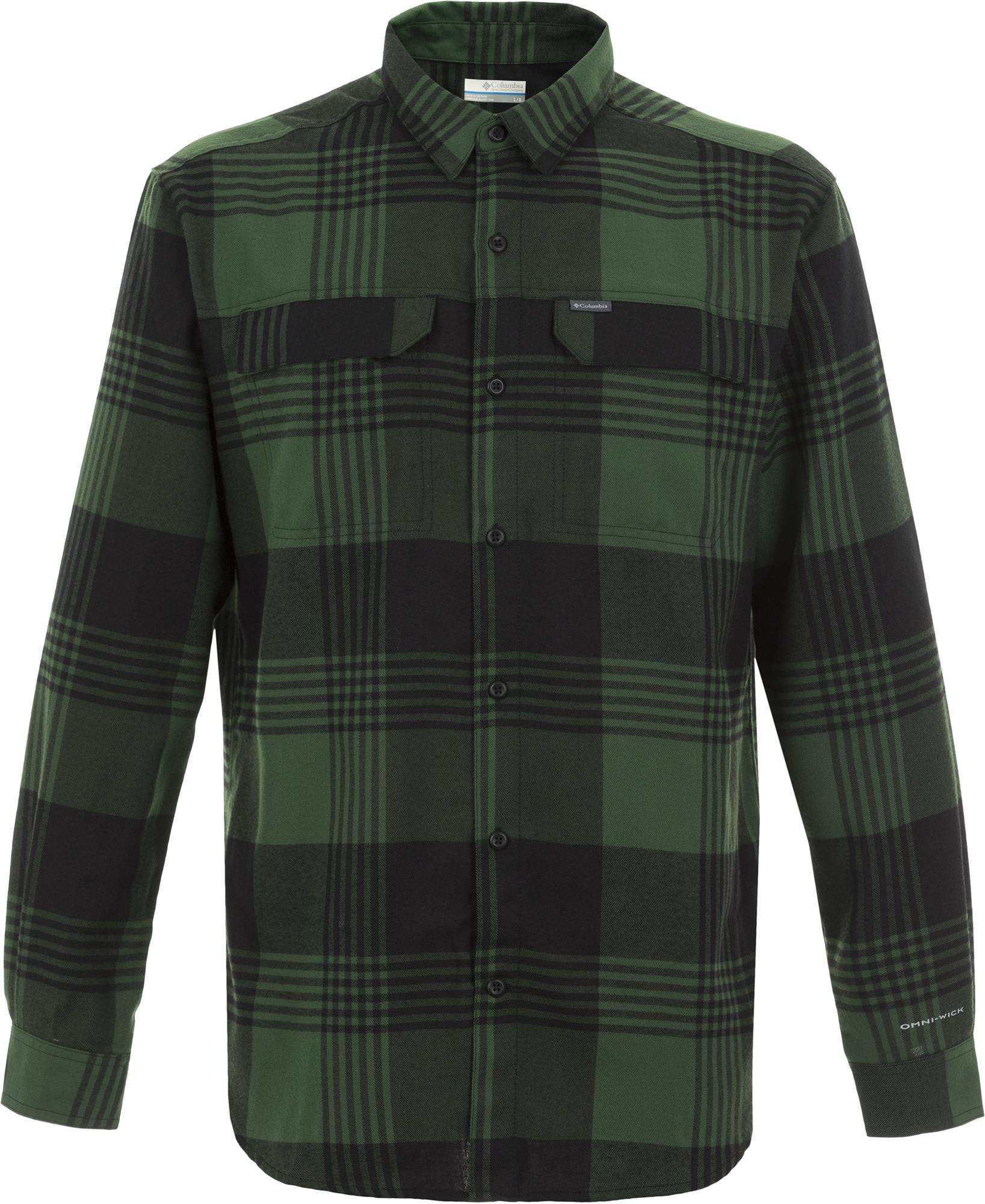 цена Columbia Рубашка мужская Columbia Silver Ridge 2.0, размер 56-58 онлайн в 2017 году